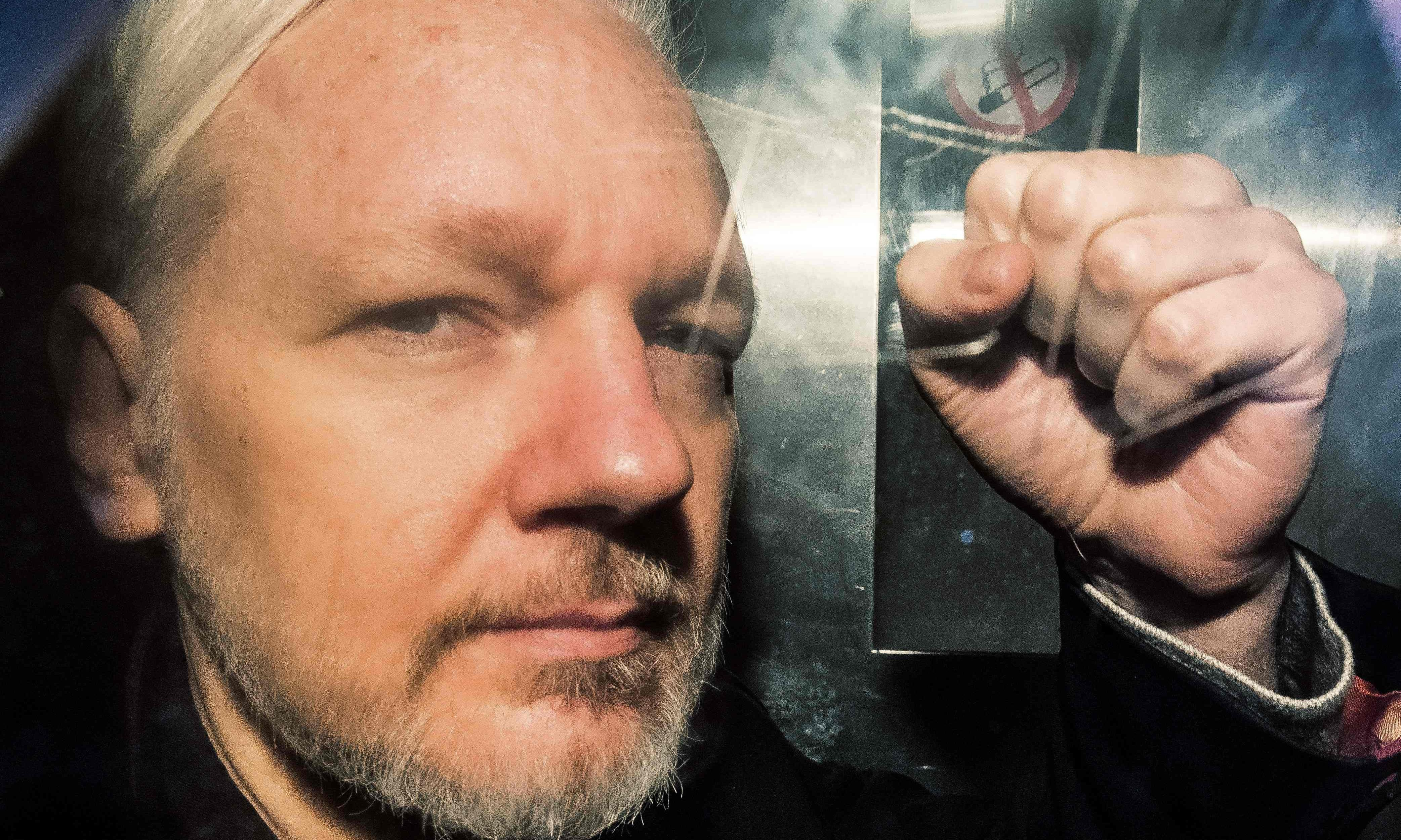 The Guardian view on Julian Assange: send him to Sweden