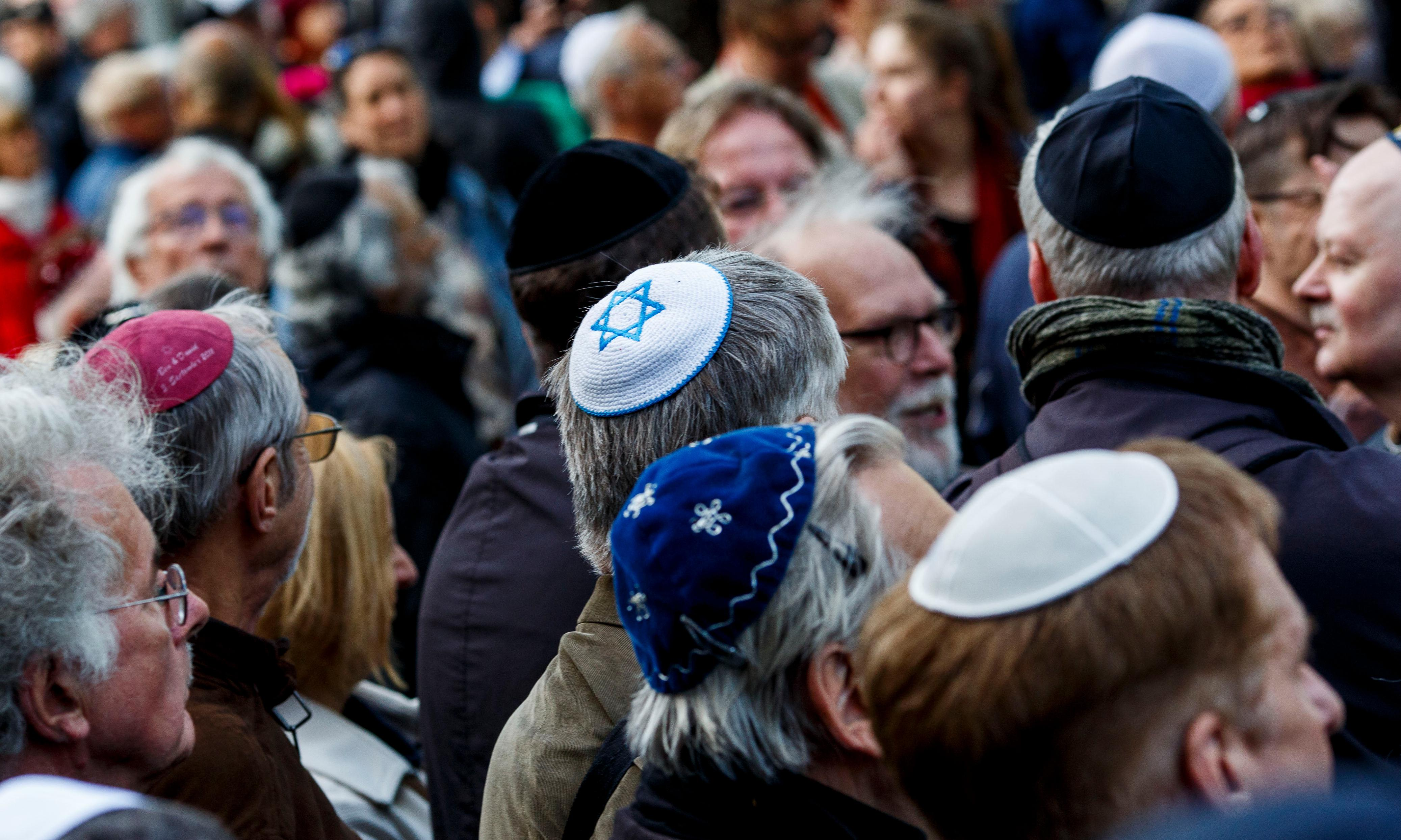 All Germans urged to wear kippah in protest against antisemitism