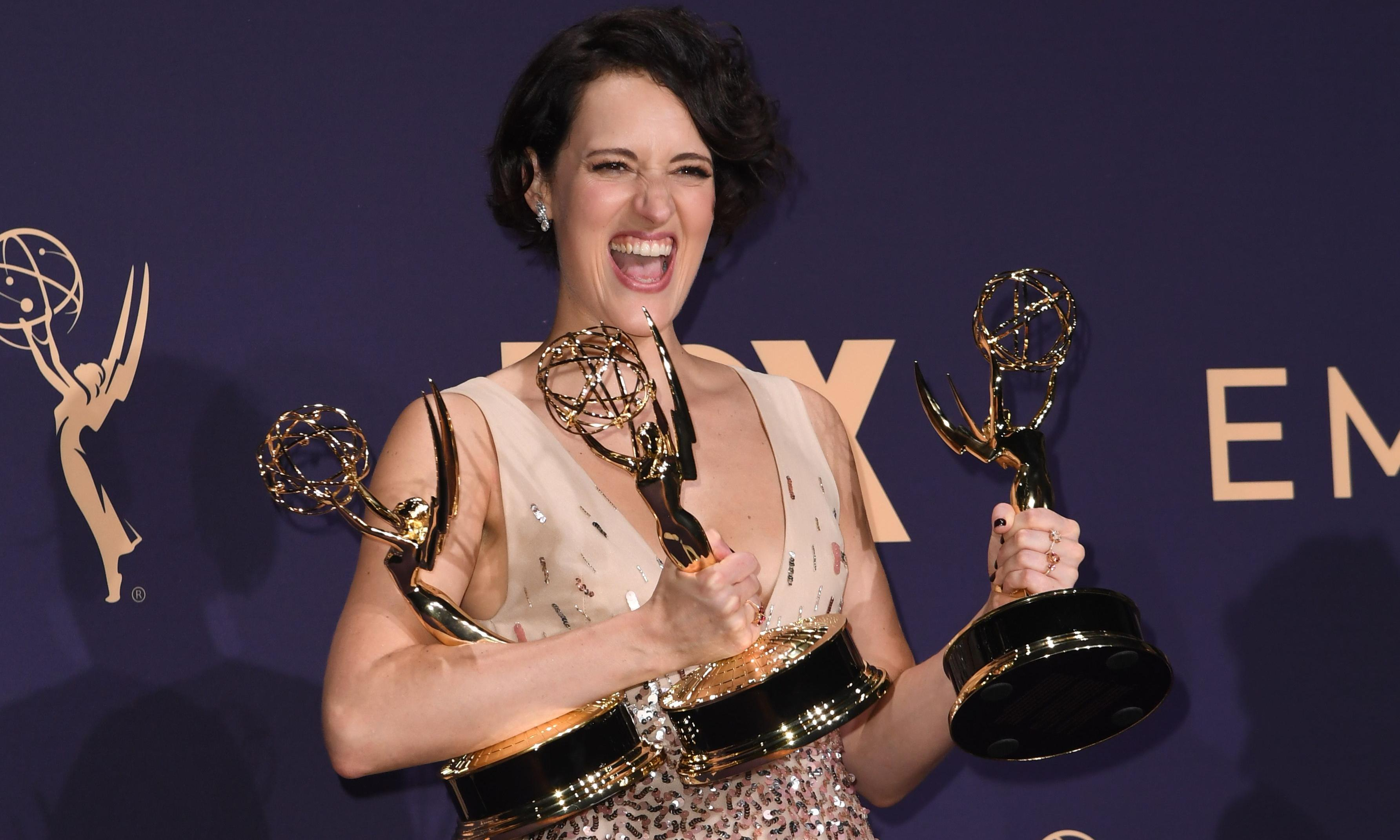 Today the world belongs to Fleabag! For once, the Emmys didn't mess up