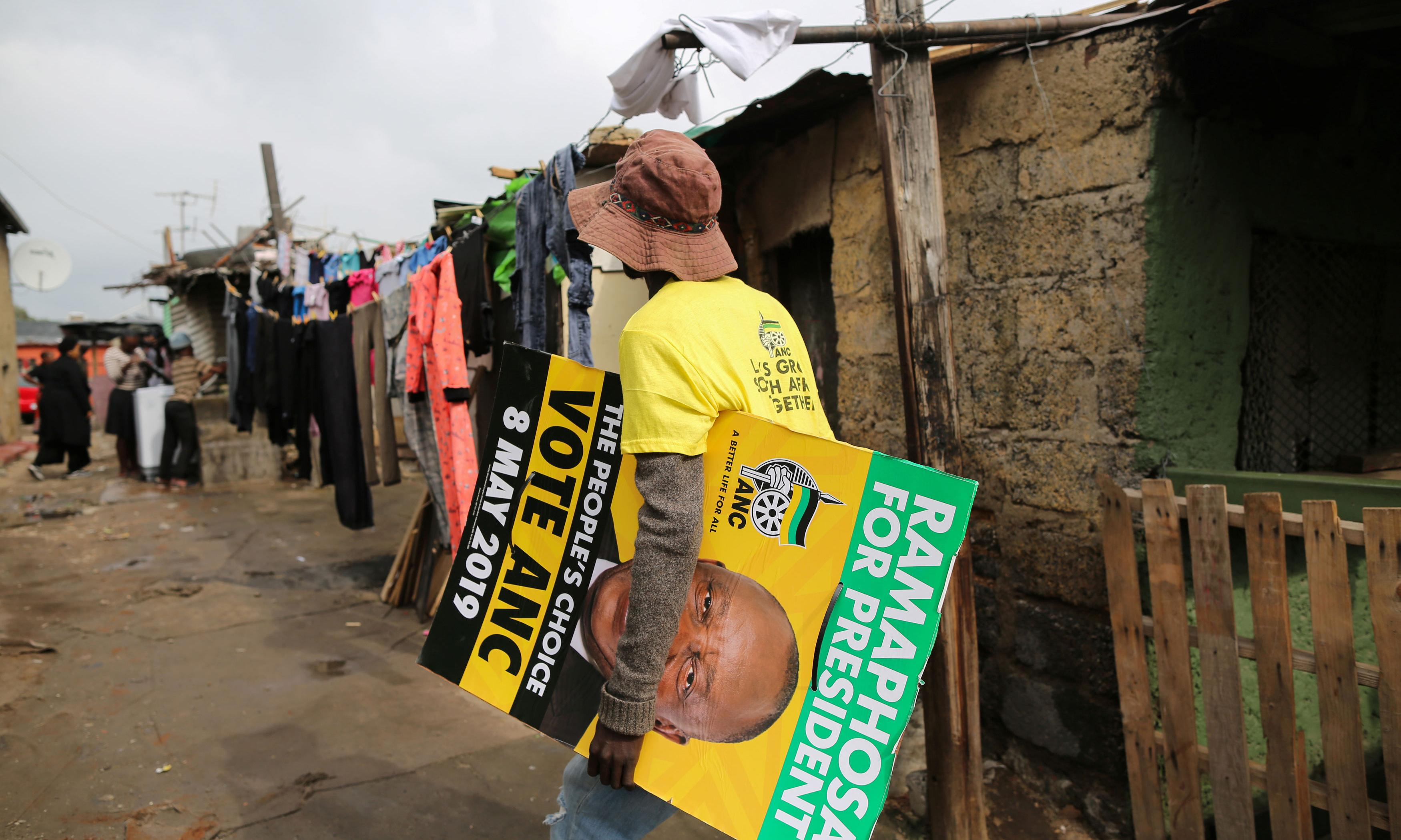 'They don't get it': South Africa's scarred ANC faces voter anger