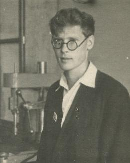 Sergei Kovalev showed early brilliance in biology, studying physiology at Moscow State University in the 1950s.