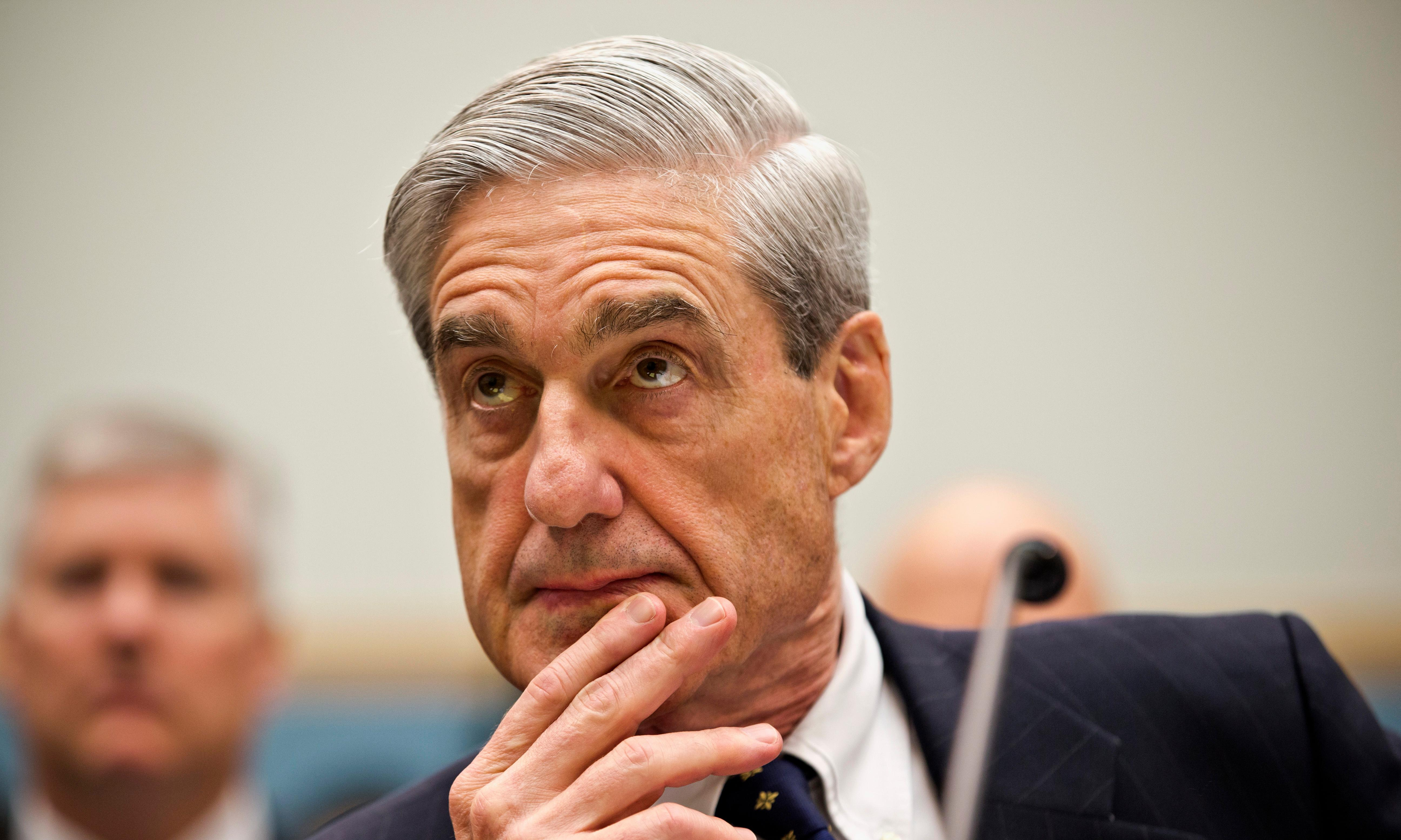 #Muellersgonna: internet mulls special counsel's Friday night plans