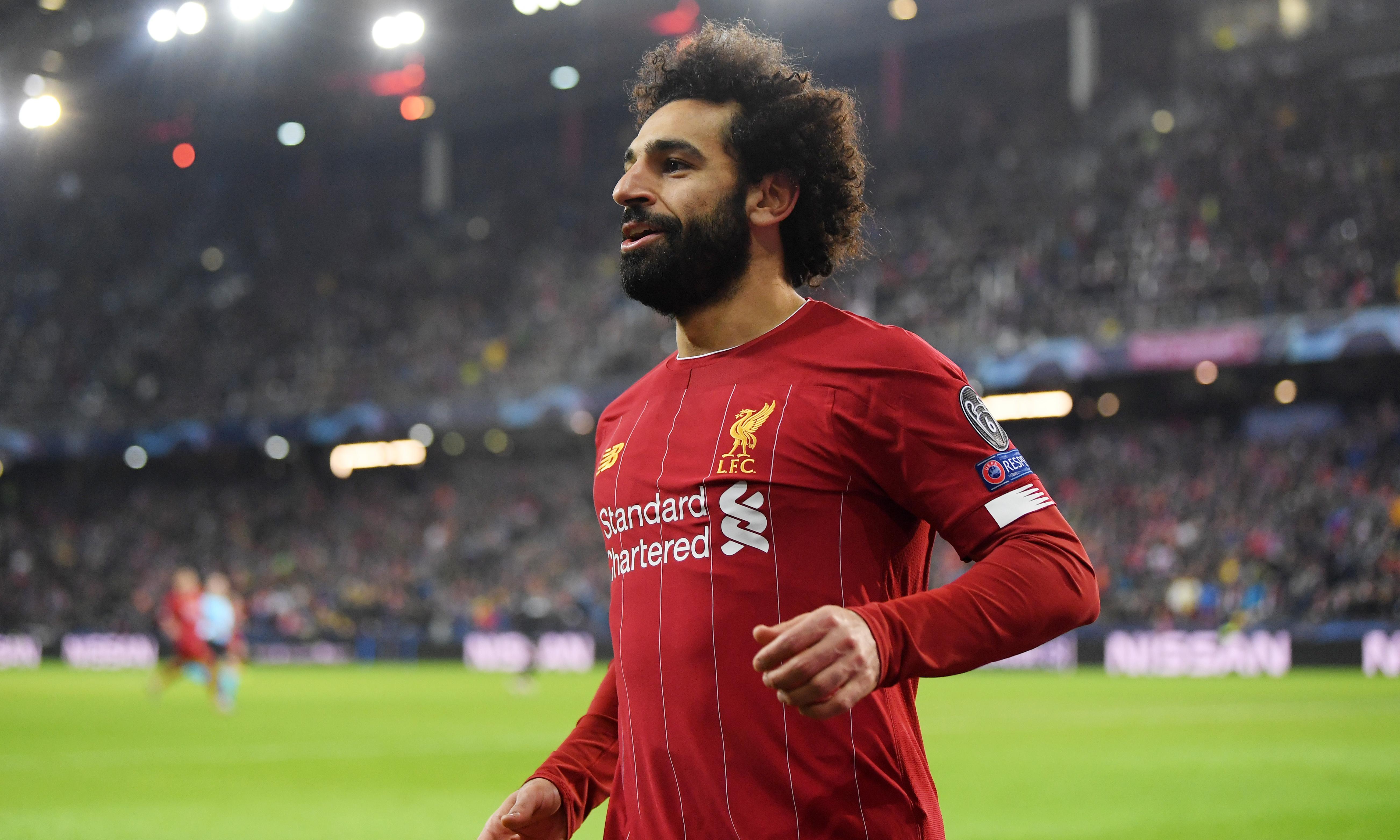Jürgen Klopp salutes 'sensational' Salah finish after Liverpool battle through