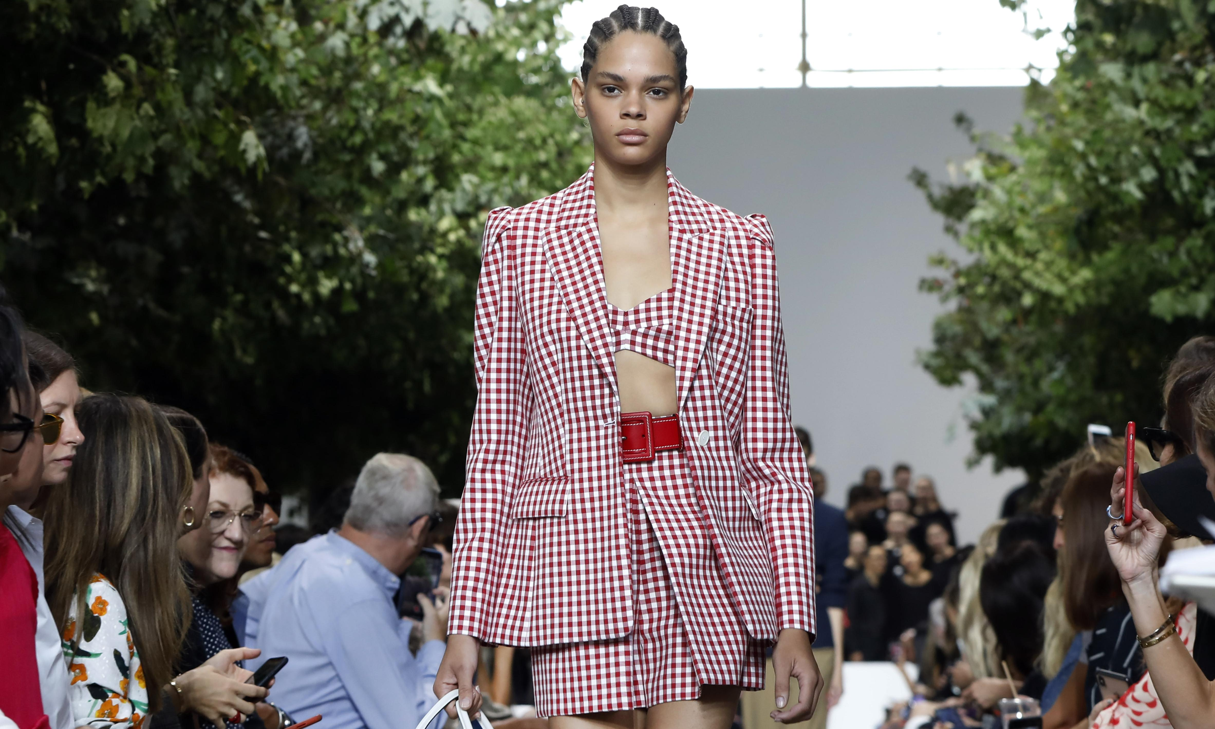 Michael Kors channels American dream in anthemic collection