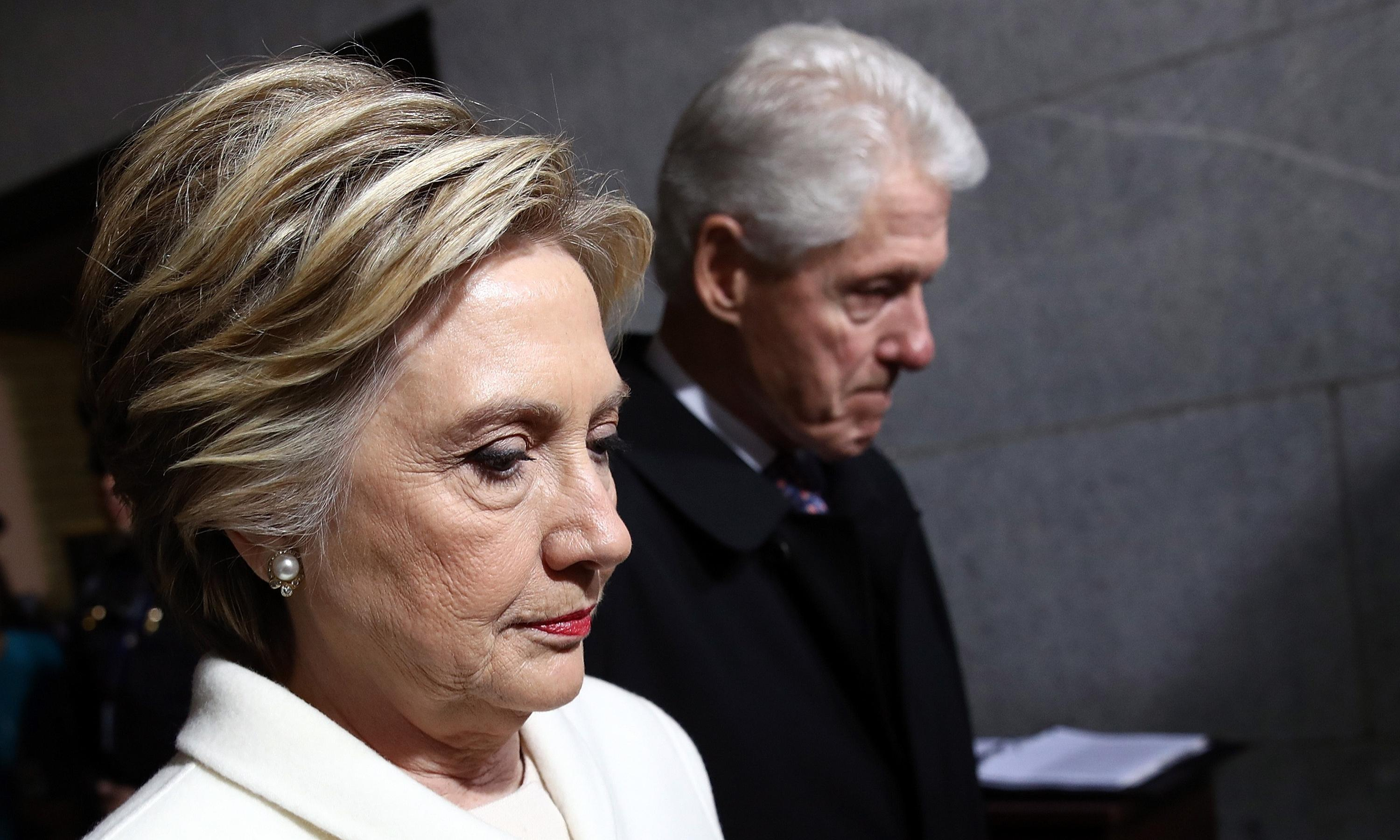 Is Bill and Hillary's tour a sideshow the Democrats don't need?