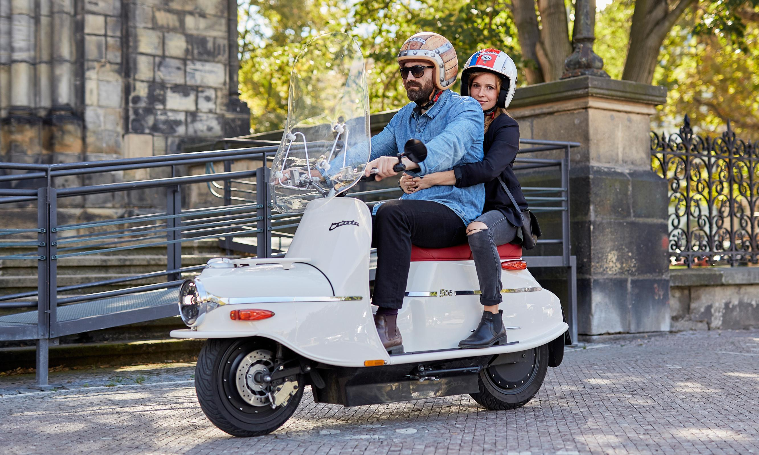 Čezeta e-scooter: 'The rebirth of the chicest communist-era scooter of all time'