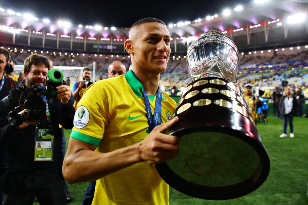 Win after win for Richarlison.