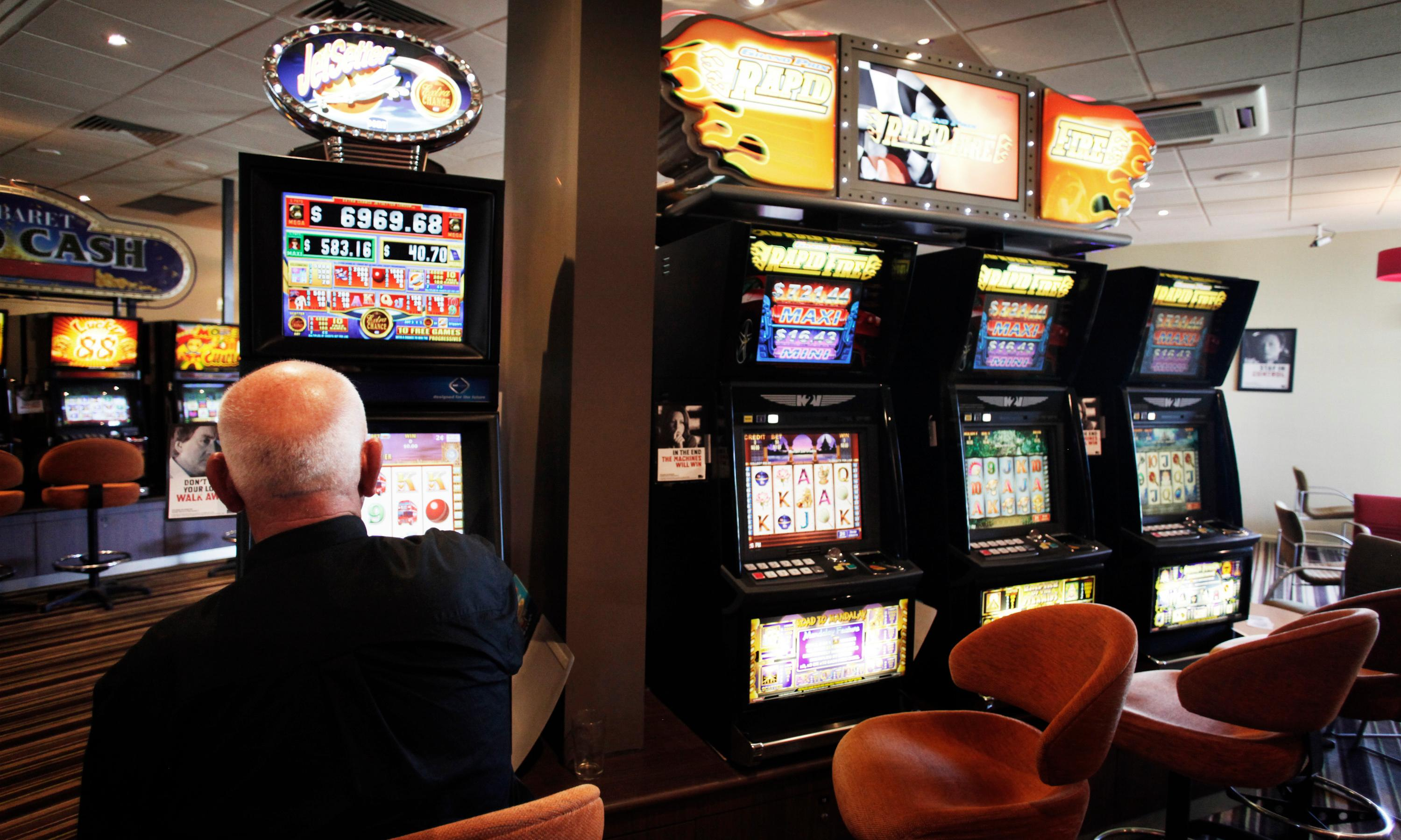 How much more gambling harm can we put up with? We need a royal commission