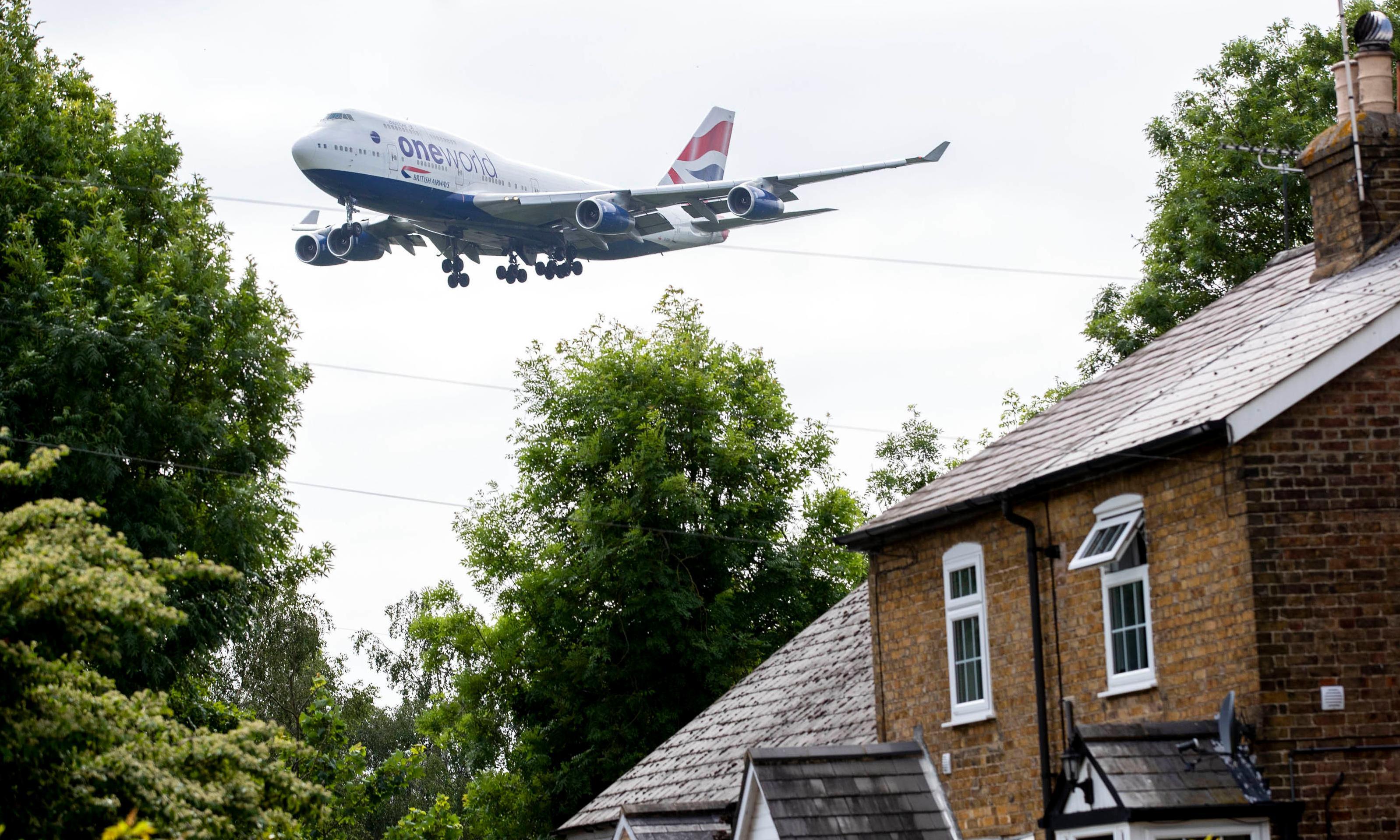 Heathrow plans mean schoolchildren face illegal pollution levels
