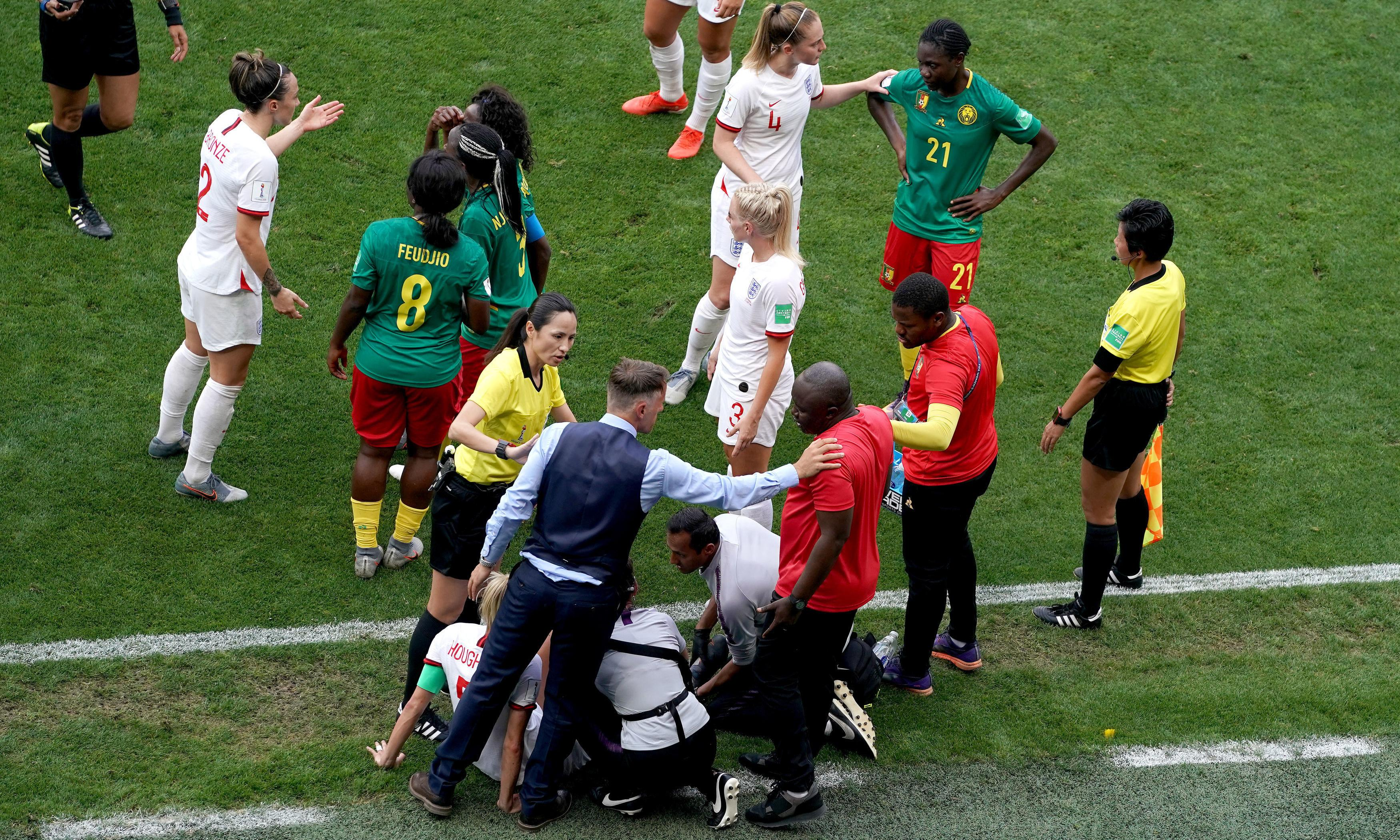 Women's football cannot – and should not – be judged on one wild game