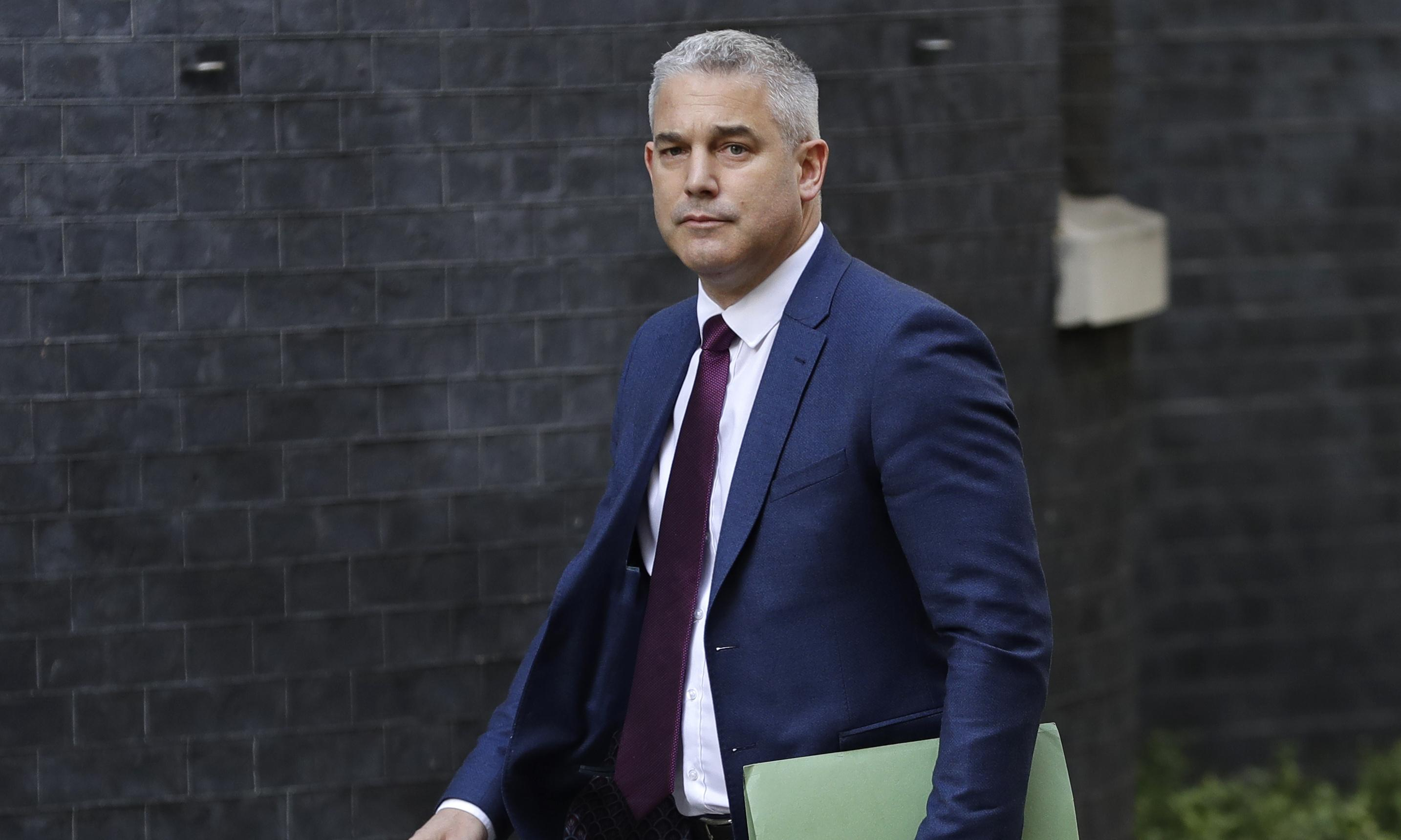 Stephen Barclay, a pointless secretary for a pointless Brexit