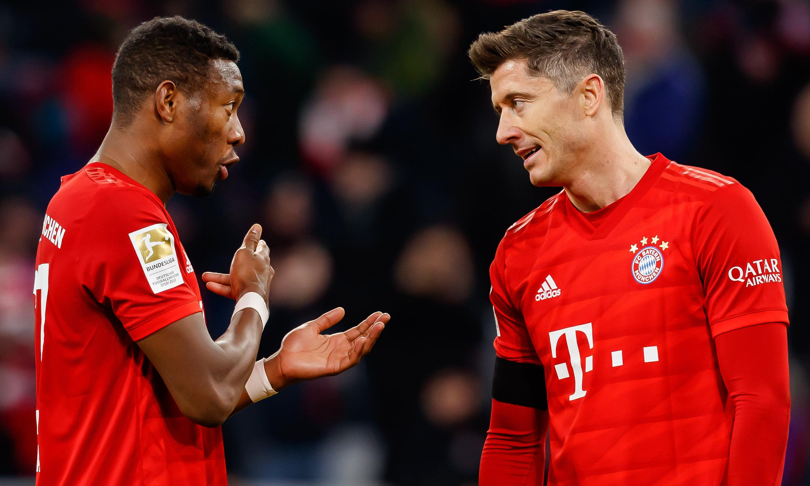 Bayern Munich threaten to fluff lines with minds occupied by Chelsea tie