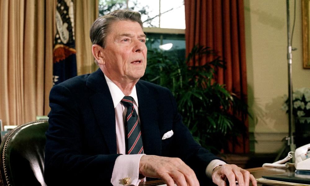 Ronald Reagan once said: 'Government is not the solution to our problem, government is the problem.' Today's Republicans are practicing the opposite.