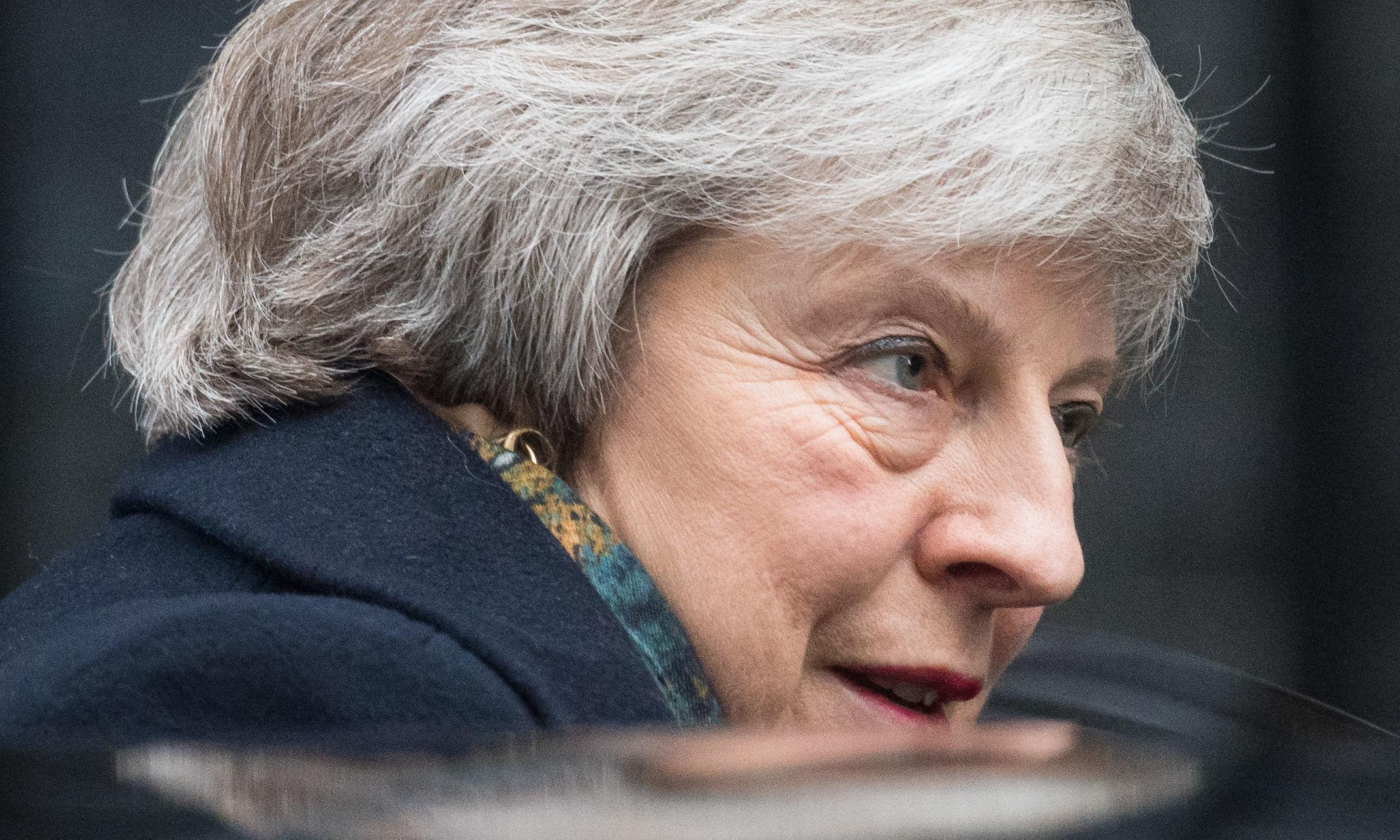 Business 'watching in horror' as PM plans for no-deal Brexit
