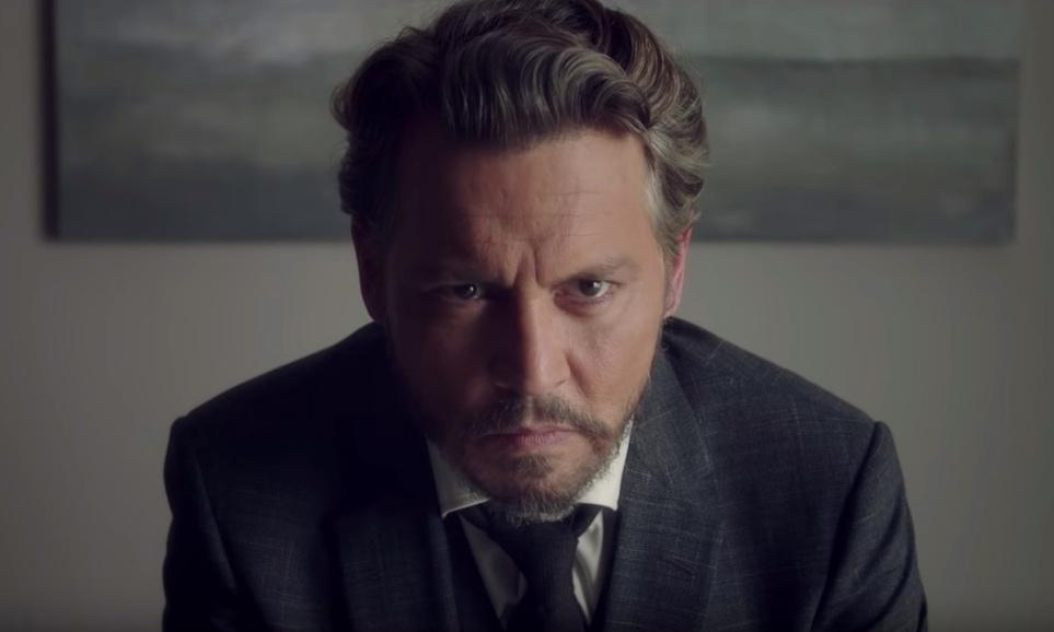Professor Johnny Depp says goodbye to the rules, hello to himself