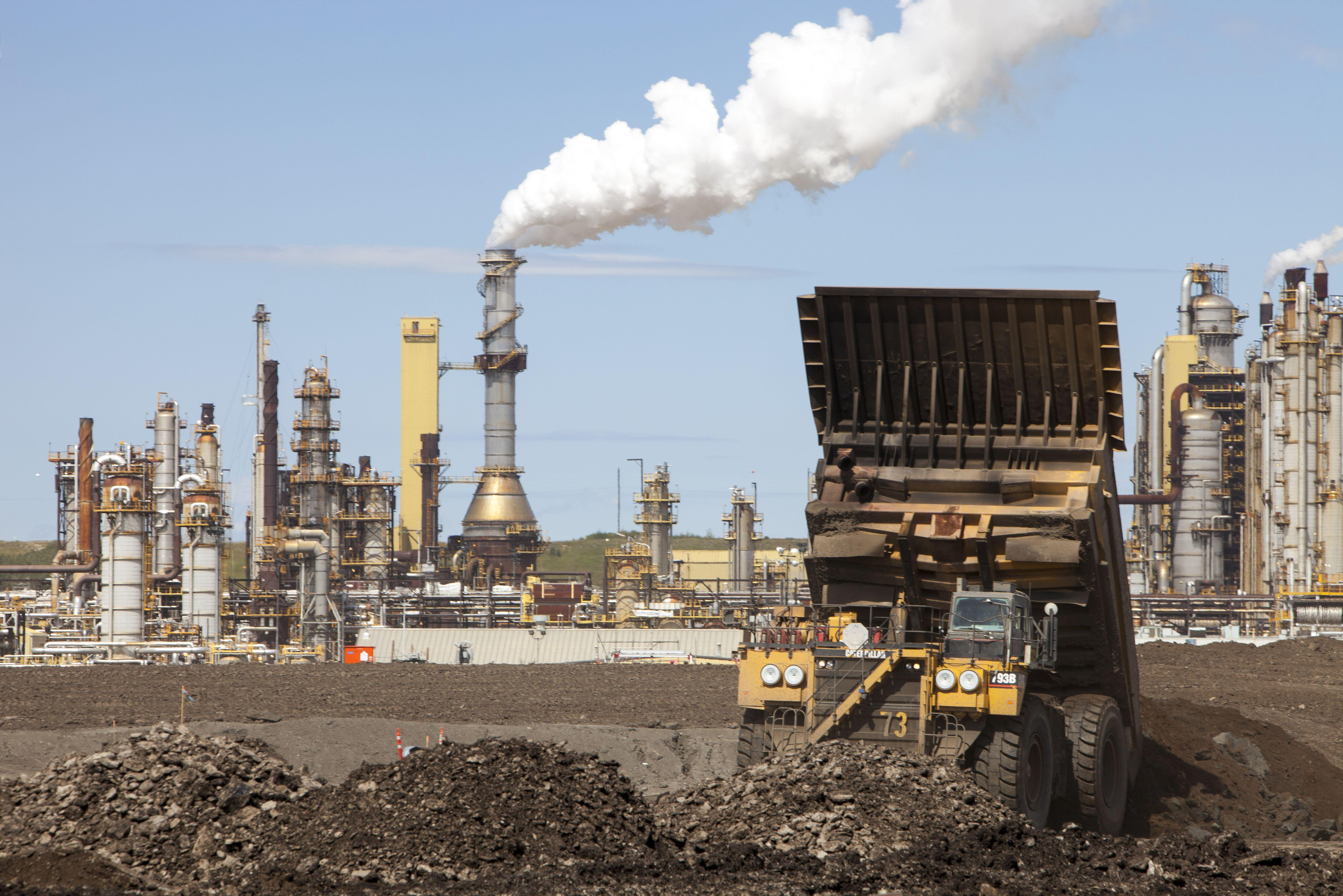 Resource extraction responsible for half world's carbon emissions
