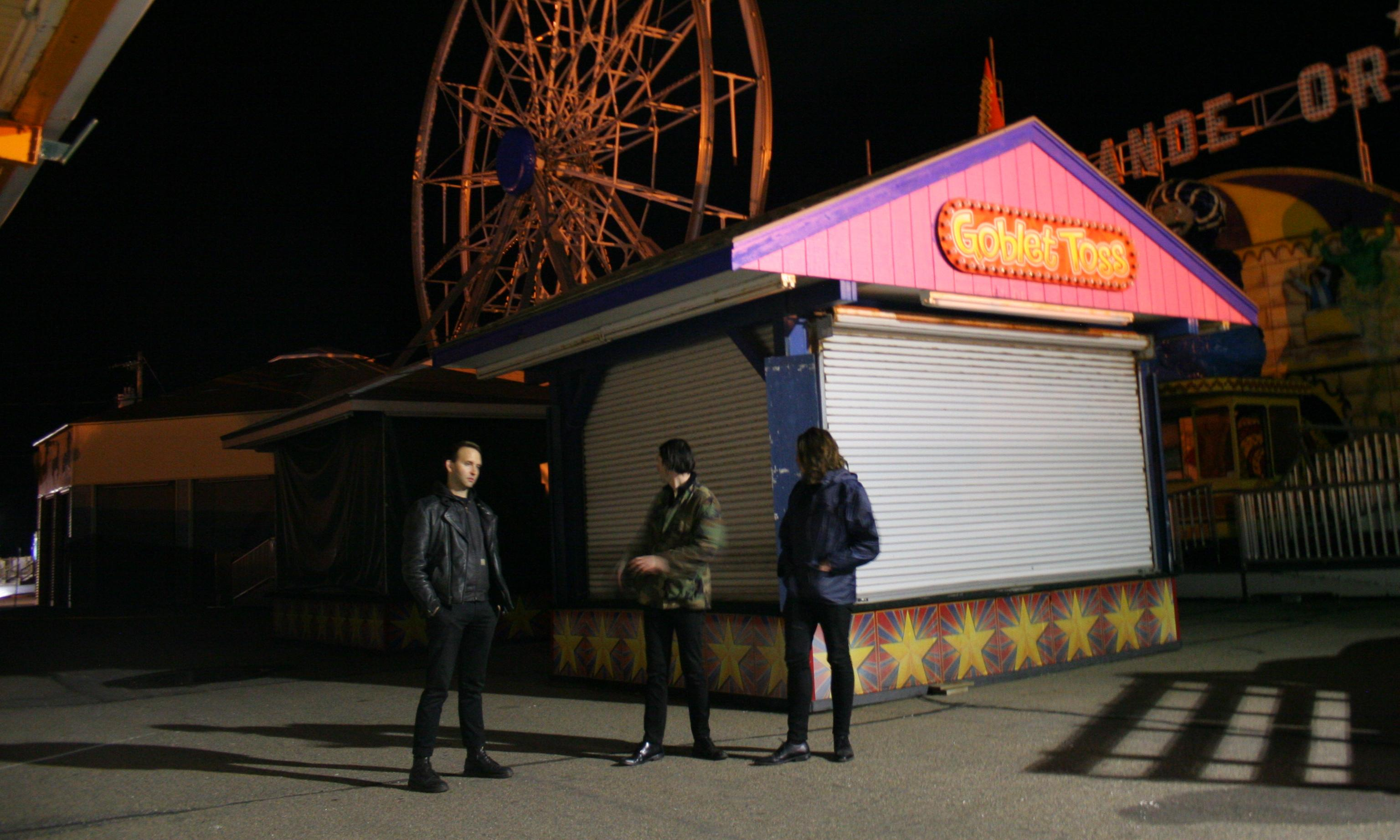 Pop. 1280: Way Station review – Proustian industrial rock