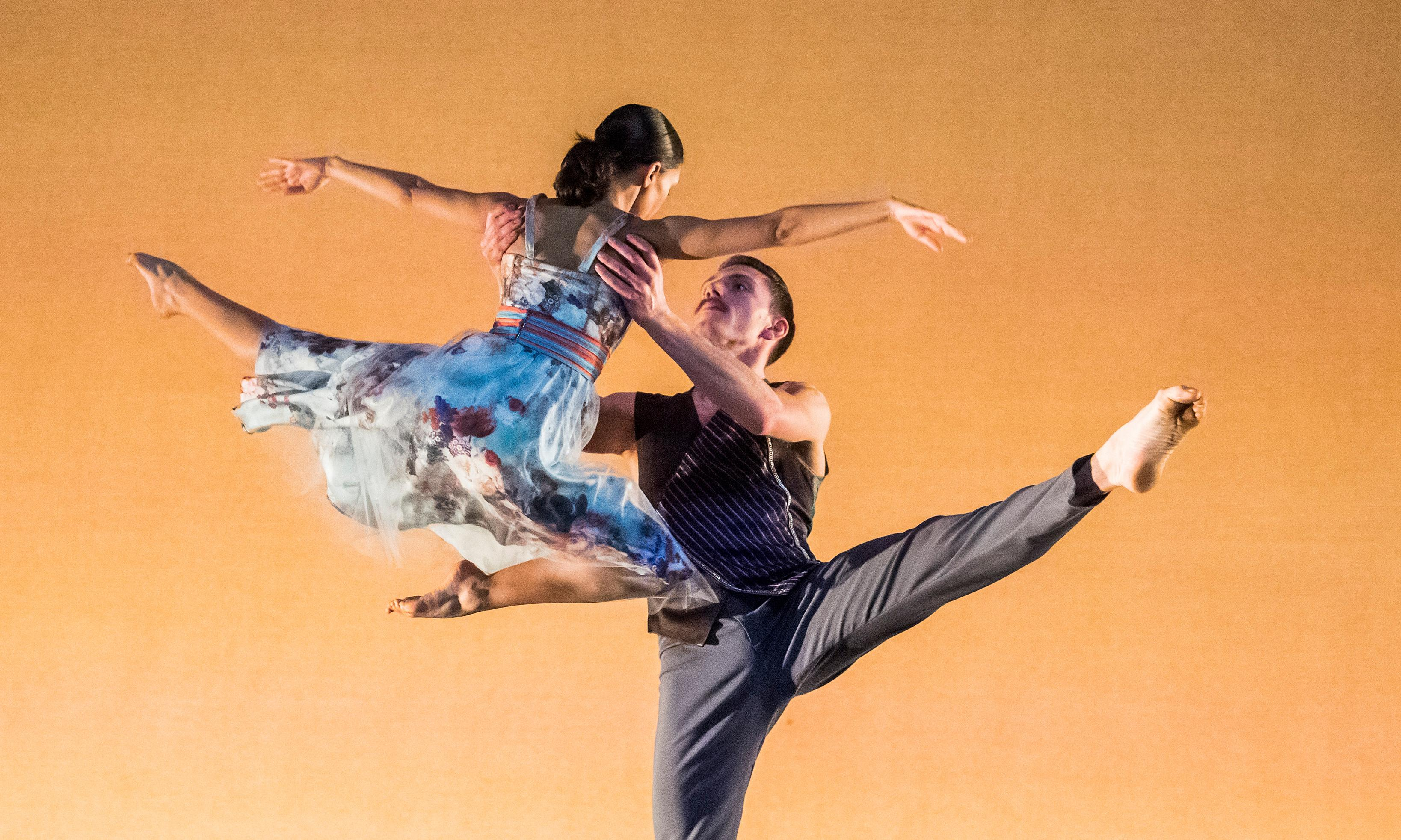Richard Alston Dance Company review – class and craft