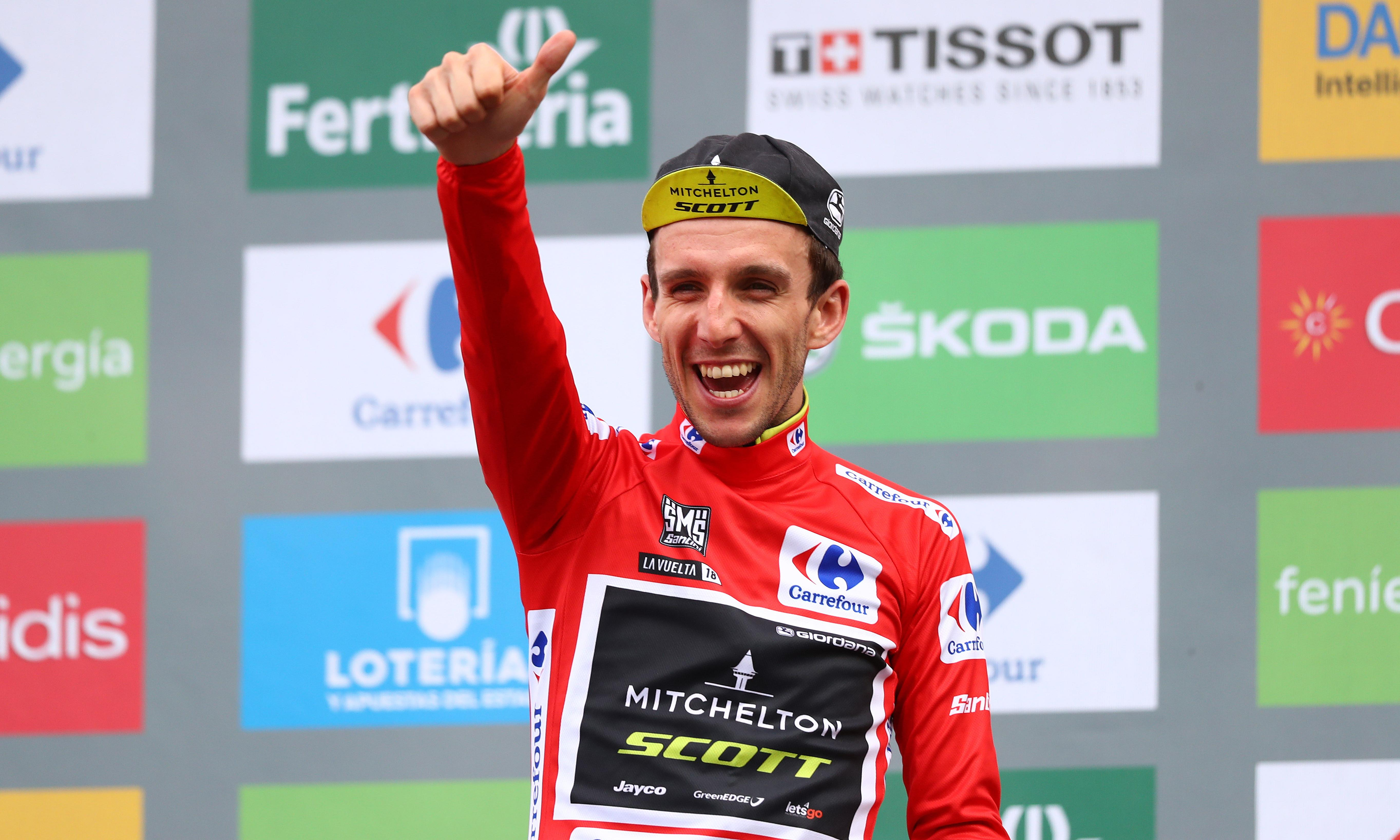 Simon Yates' Vuelta glory built on endless patience and iron discipline