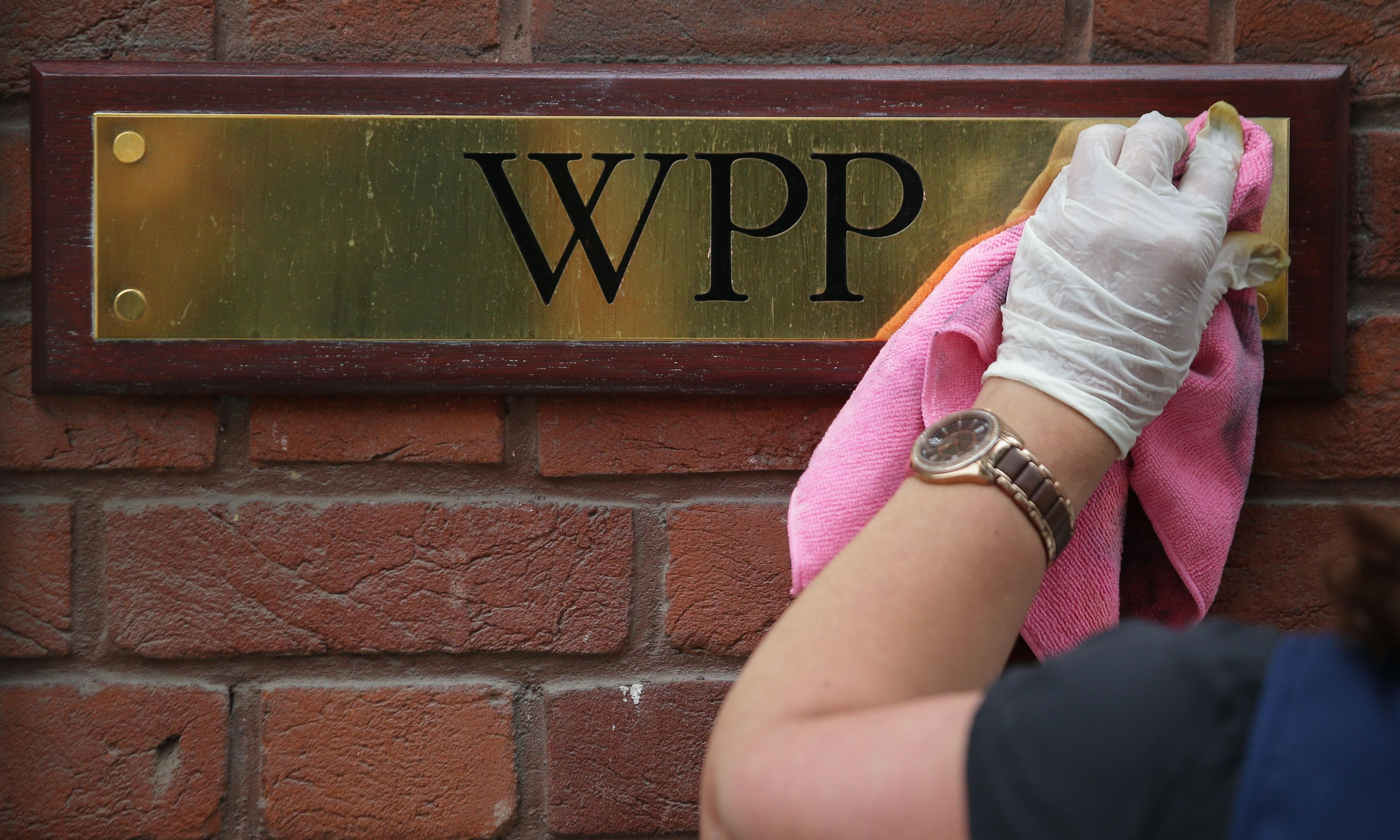 WPP shares dive amid business slowdown and staff travel restrictions
