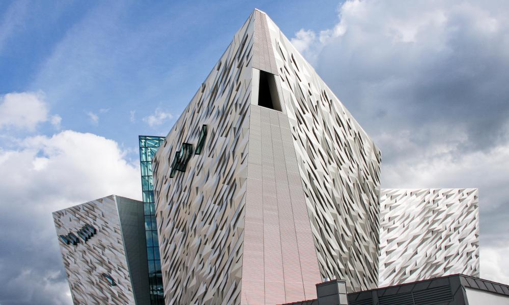 Titanic Belfast.