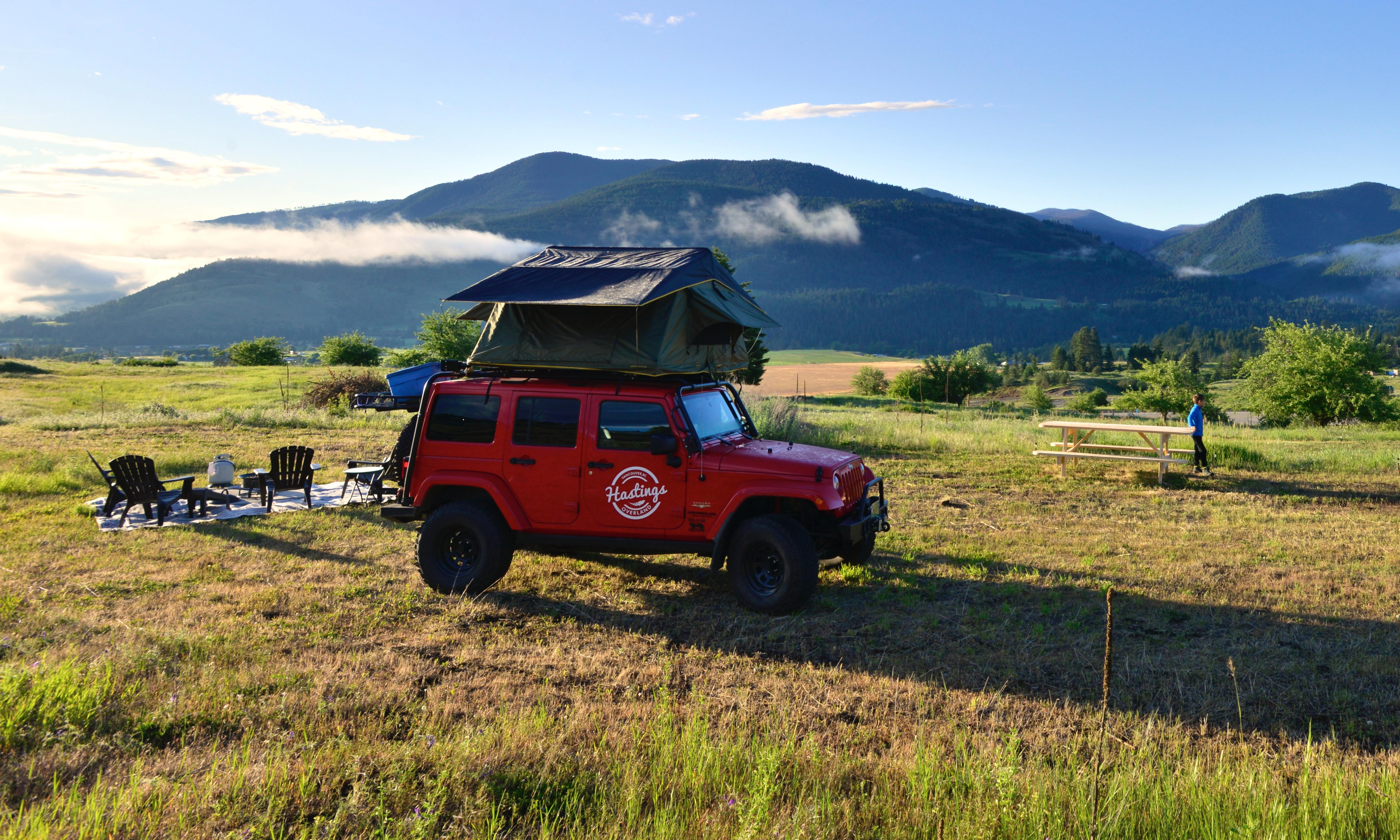 British Columbia road trip: the art of getting lost