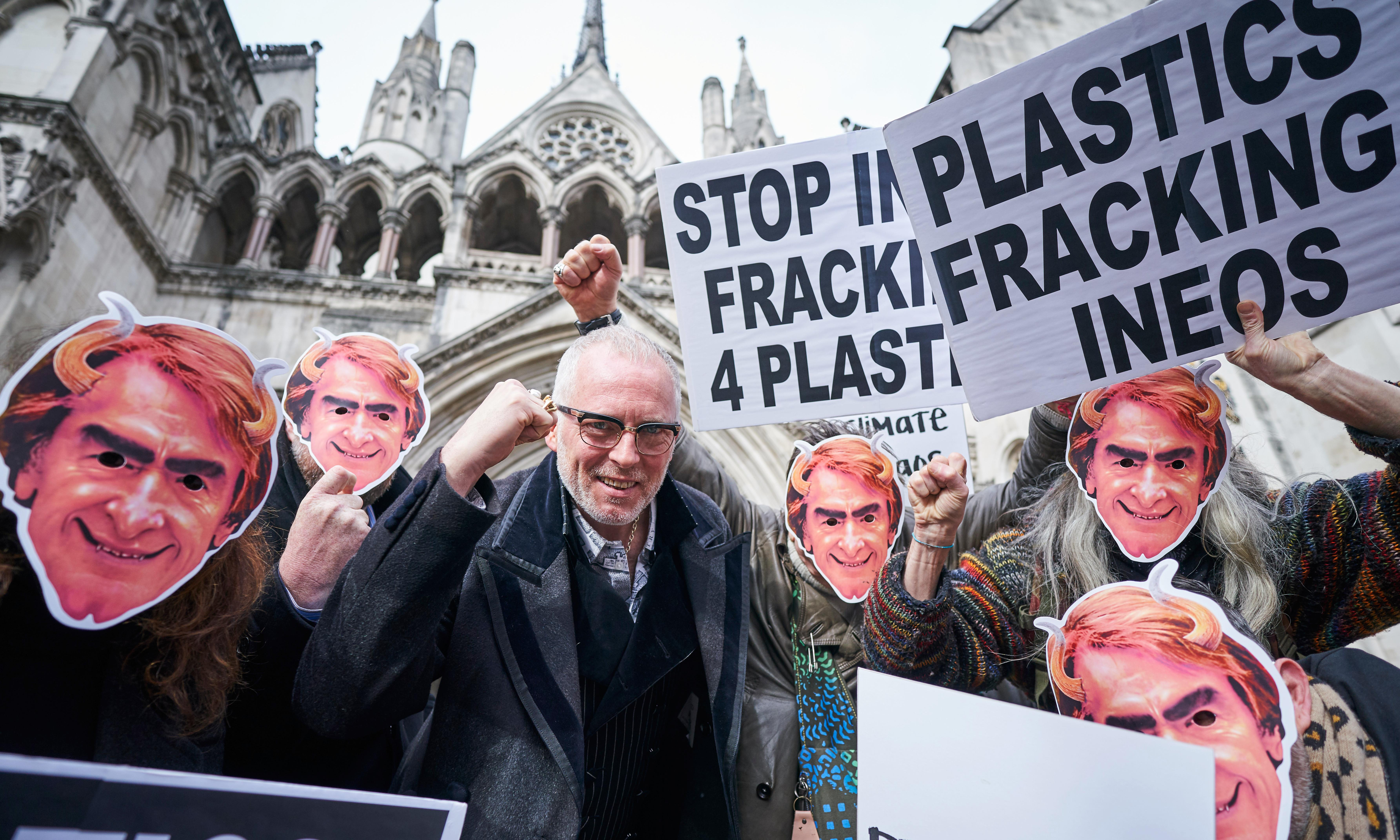 Anti-fracking protesters to line Tour de Yorkshire route