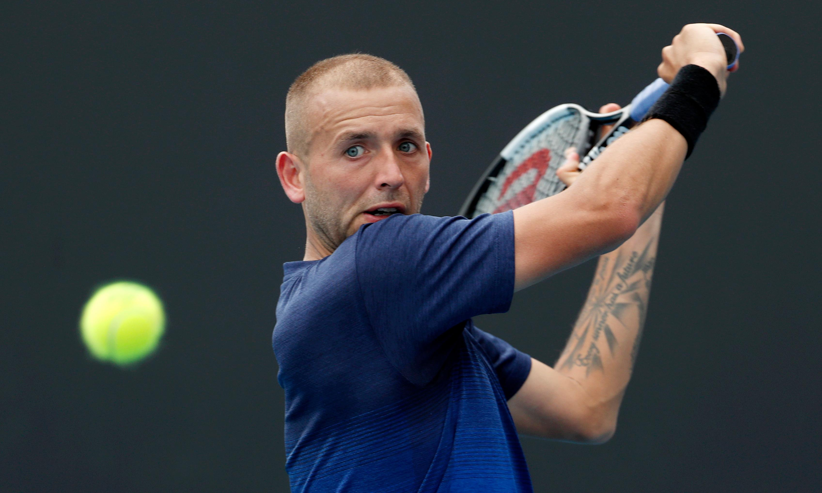 Dan Evans says he is unlikely to play at Tokyo 2020 Olympics