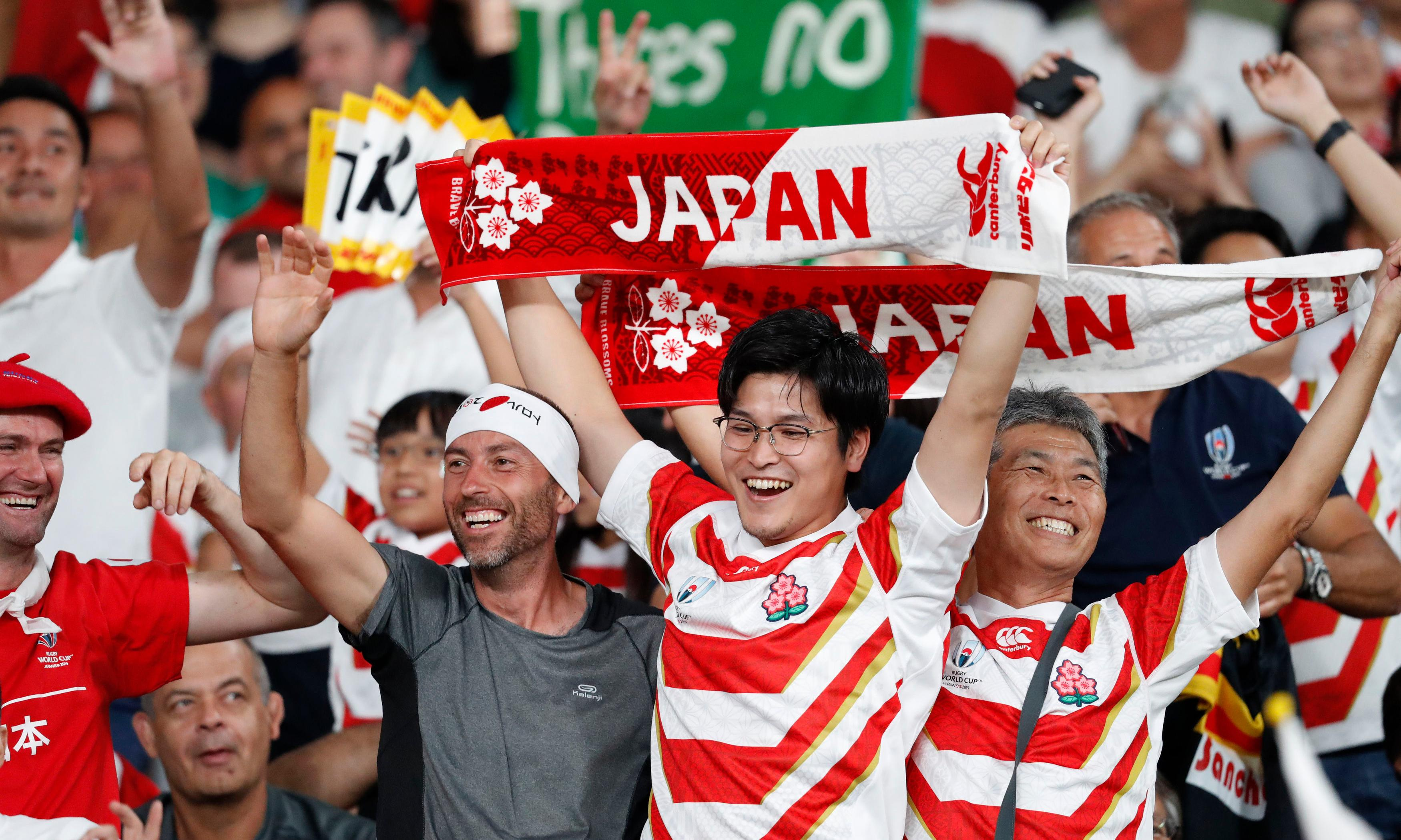 Rugby fans allowed own food in World Cup venues after shortages