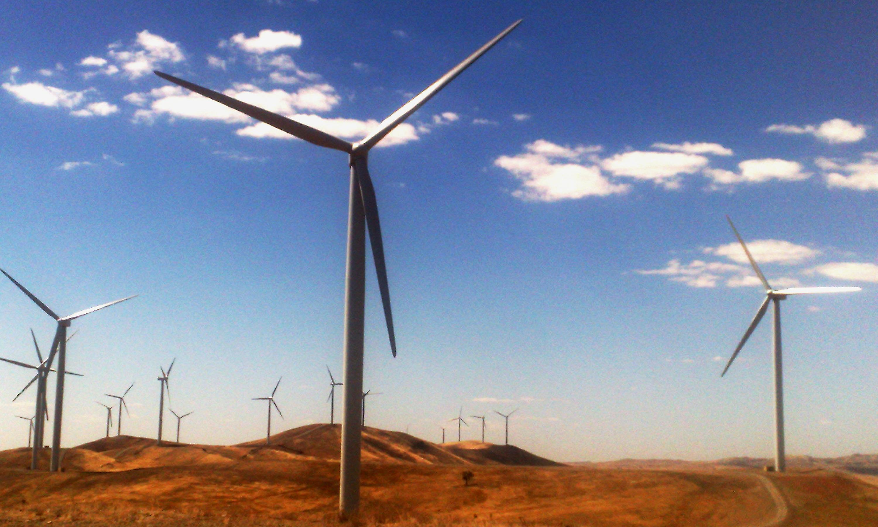 While the government is in denial, the states are making staggering progress on renewable energy