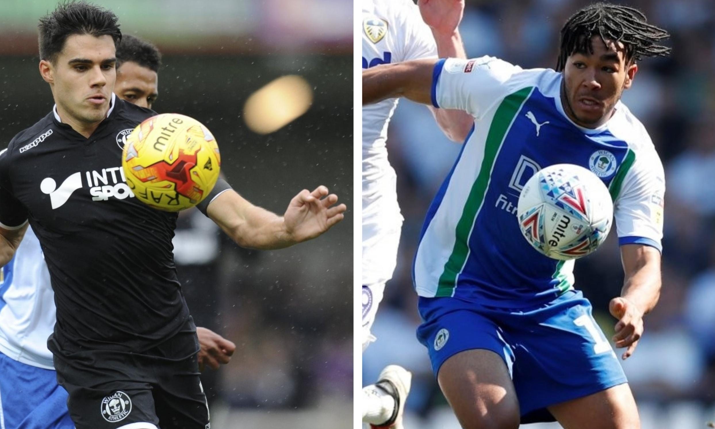 Which football clubs have replaced players with same-name signings?