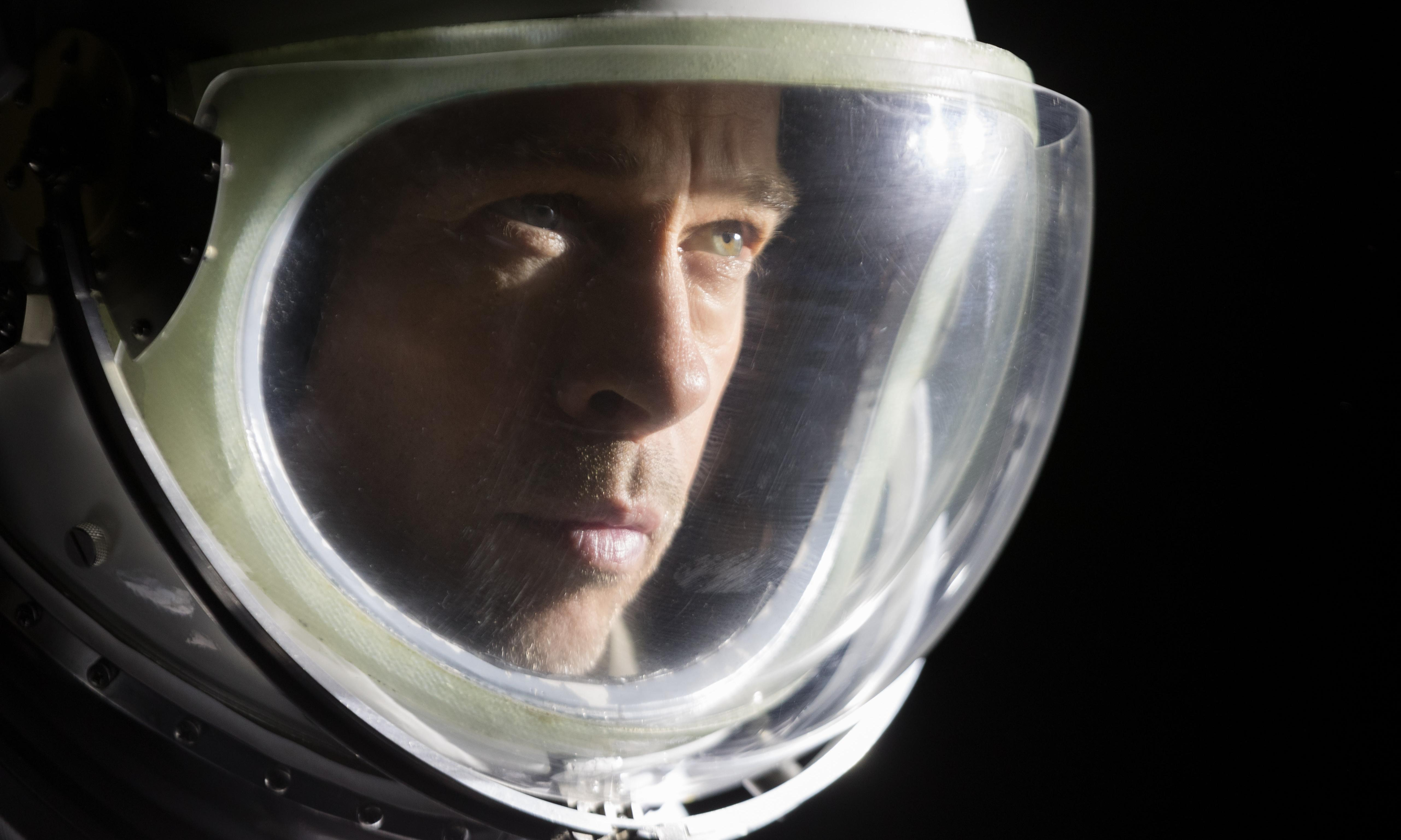 Ad Astra review – Brad Pitt on a thrilling Freudian space odyssey