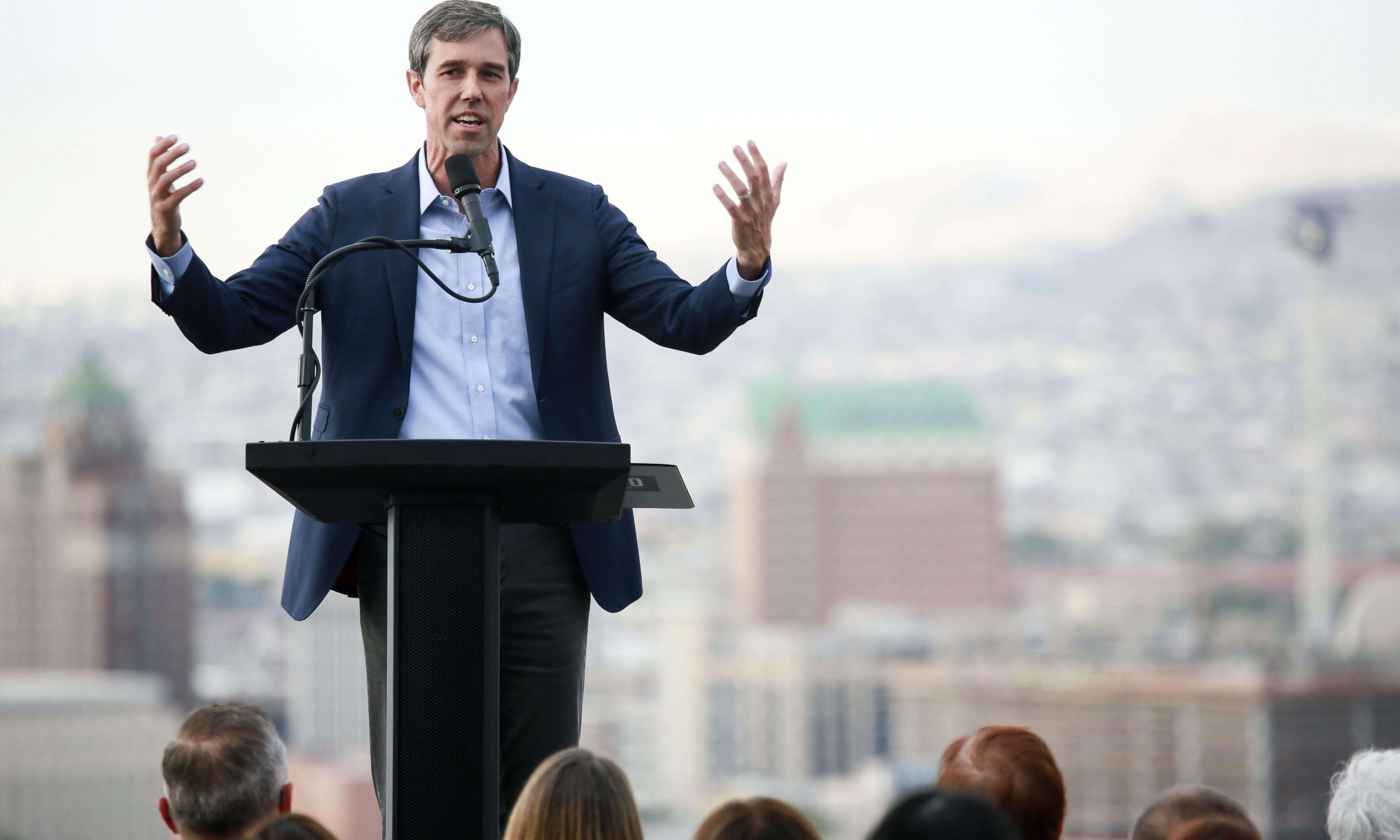 O'Rourke: El Paso shooting makes clear the 'real consequence' of Trump racism