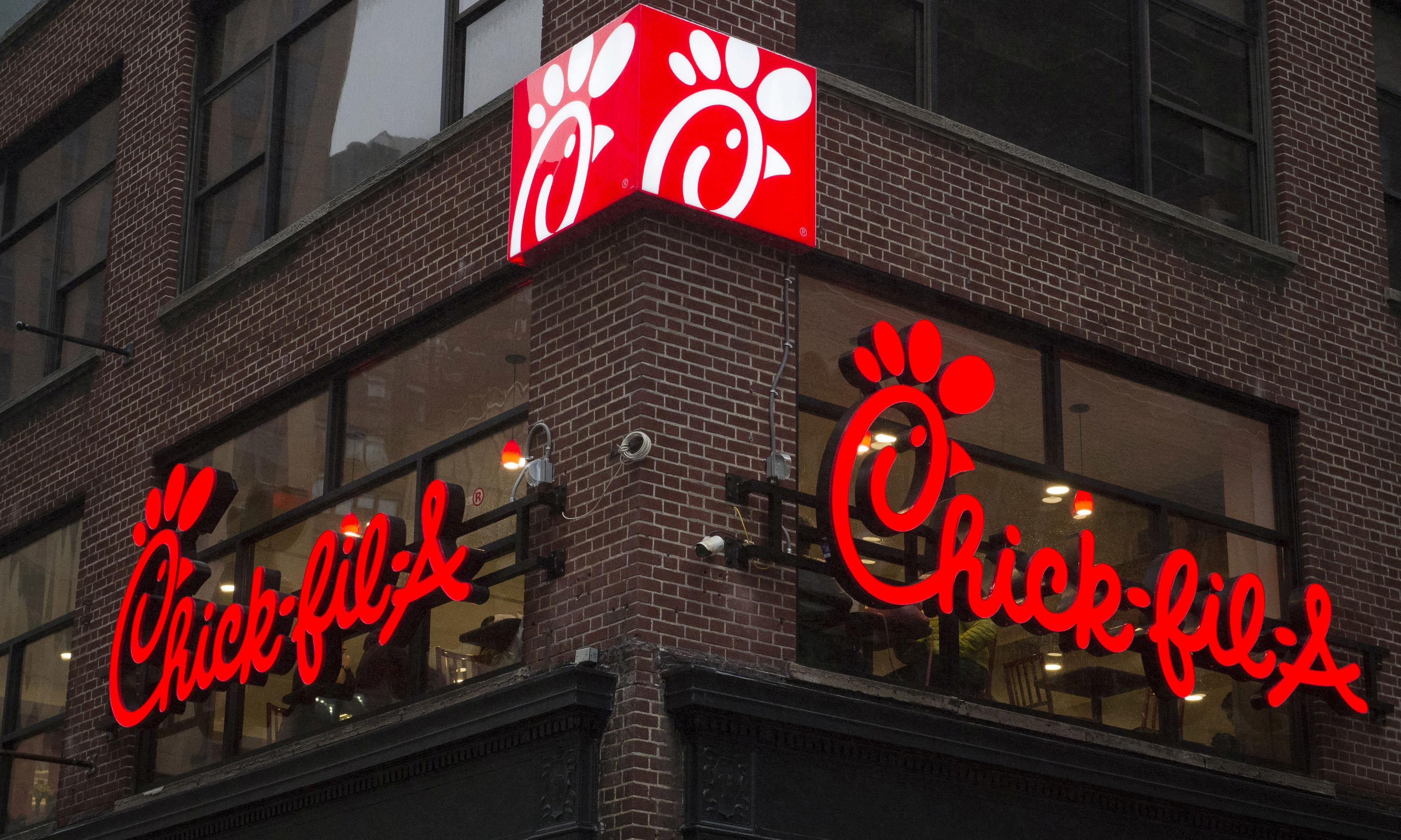 'Cluck off': UK's only Chick-fil-A outlet to shut in LGBT rights row