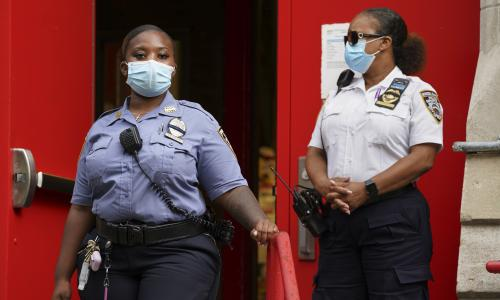 New York will reassign 5,000 school police officers