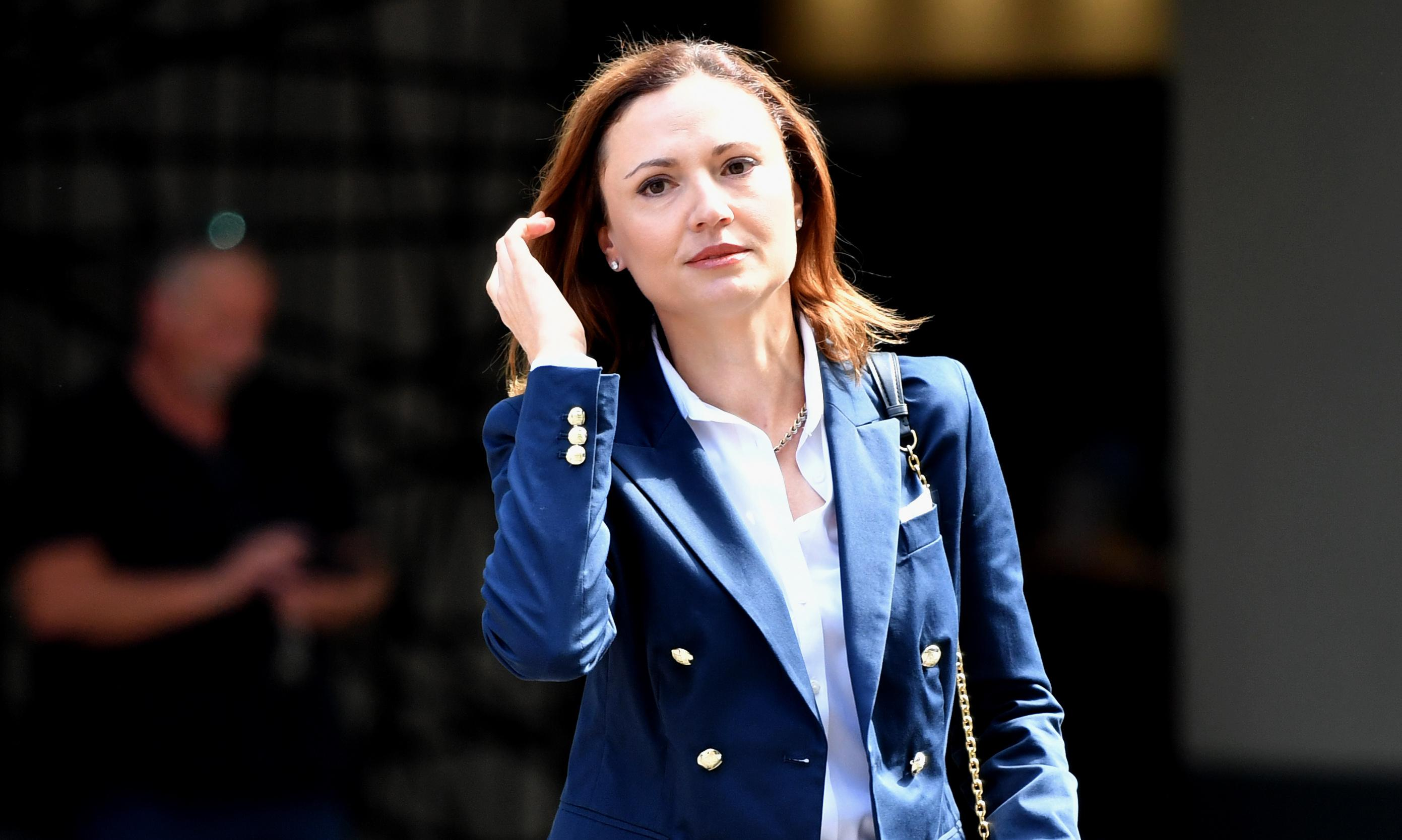 Anna Palmer 'can't remember' why millions shifted to Clive Palmer company