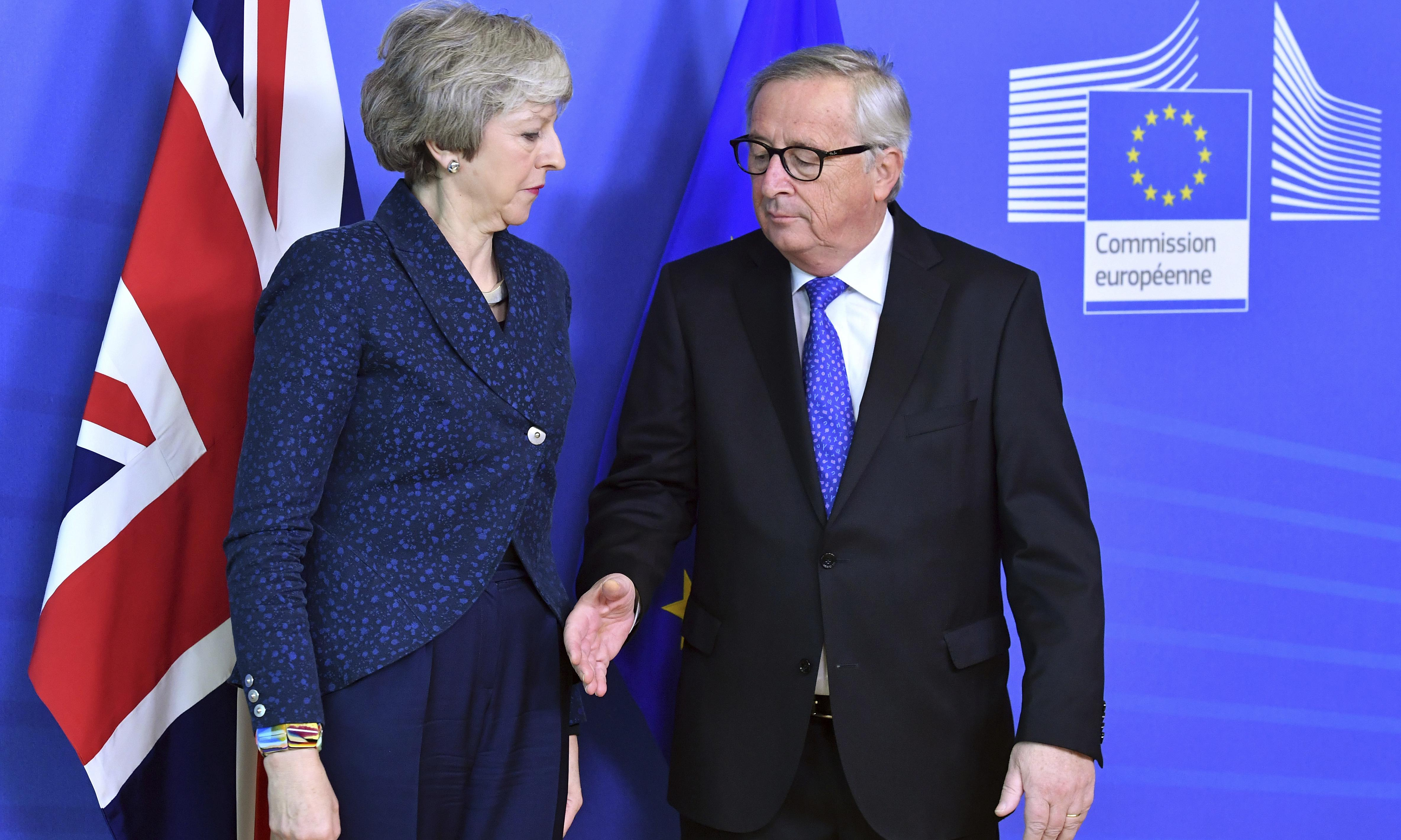 Brexit backstop talks: Theresa May to present EU with new proposals