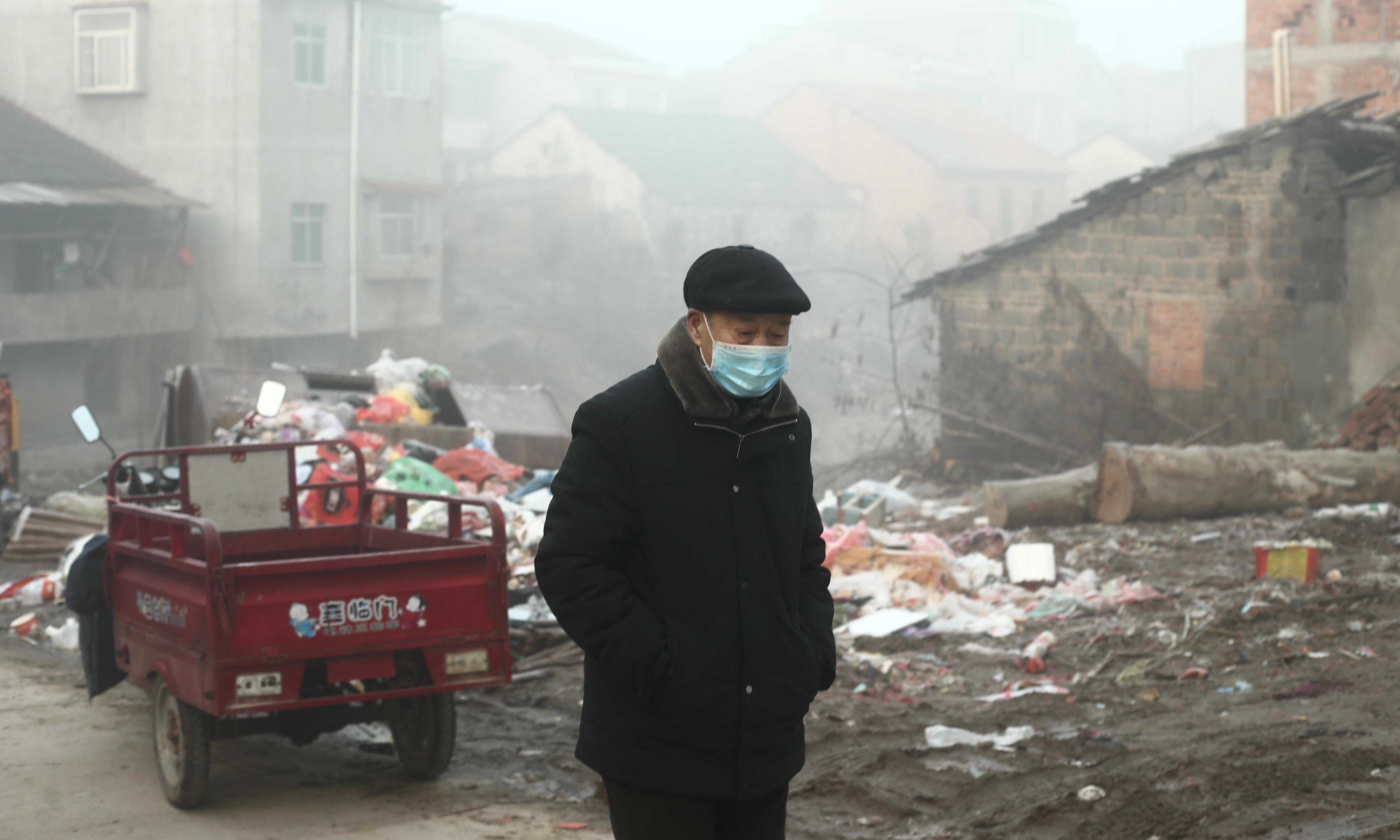 China's reaction to the coronavirus violates human rights