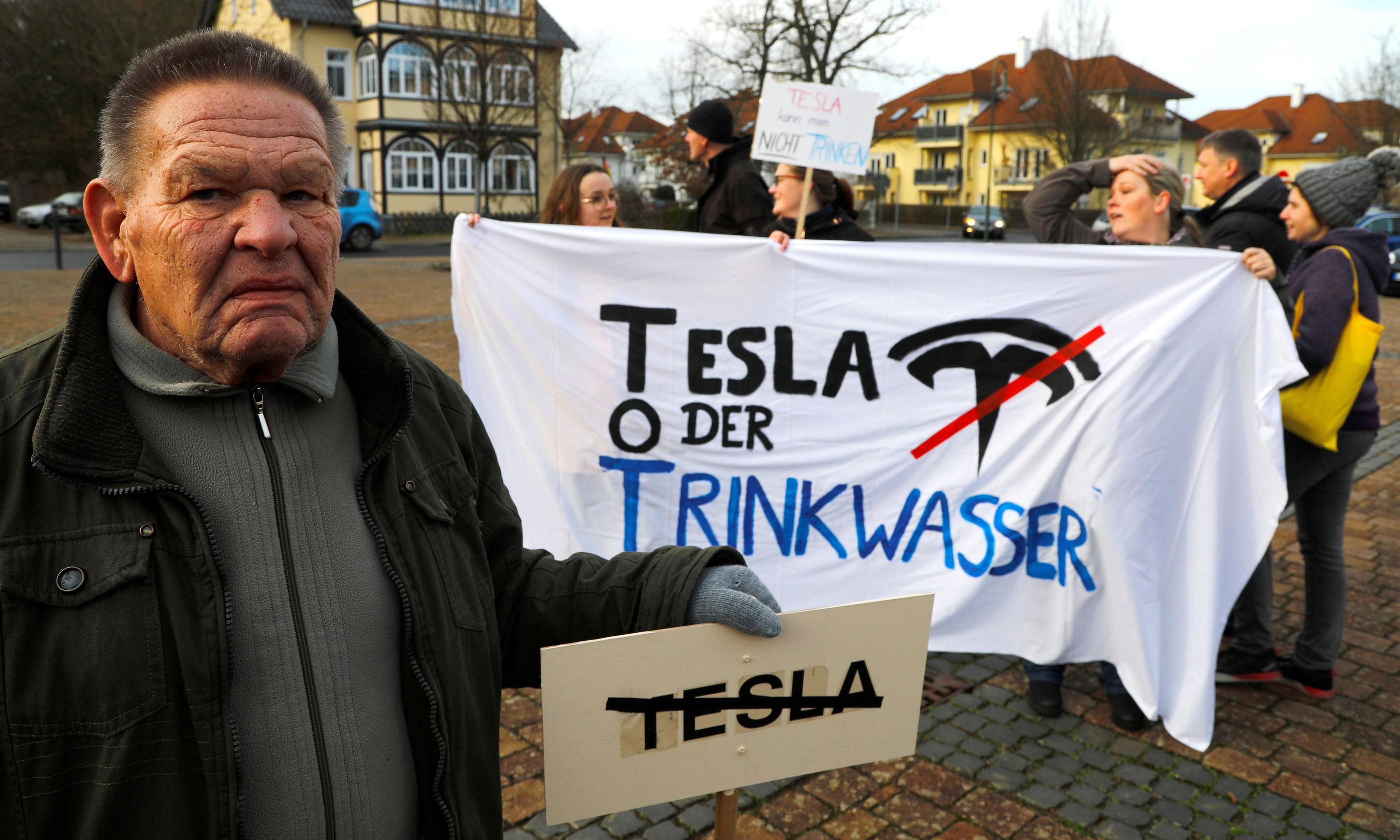 German court orders Tesla to stop felling trees for Gigafactory