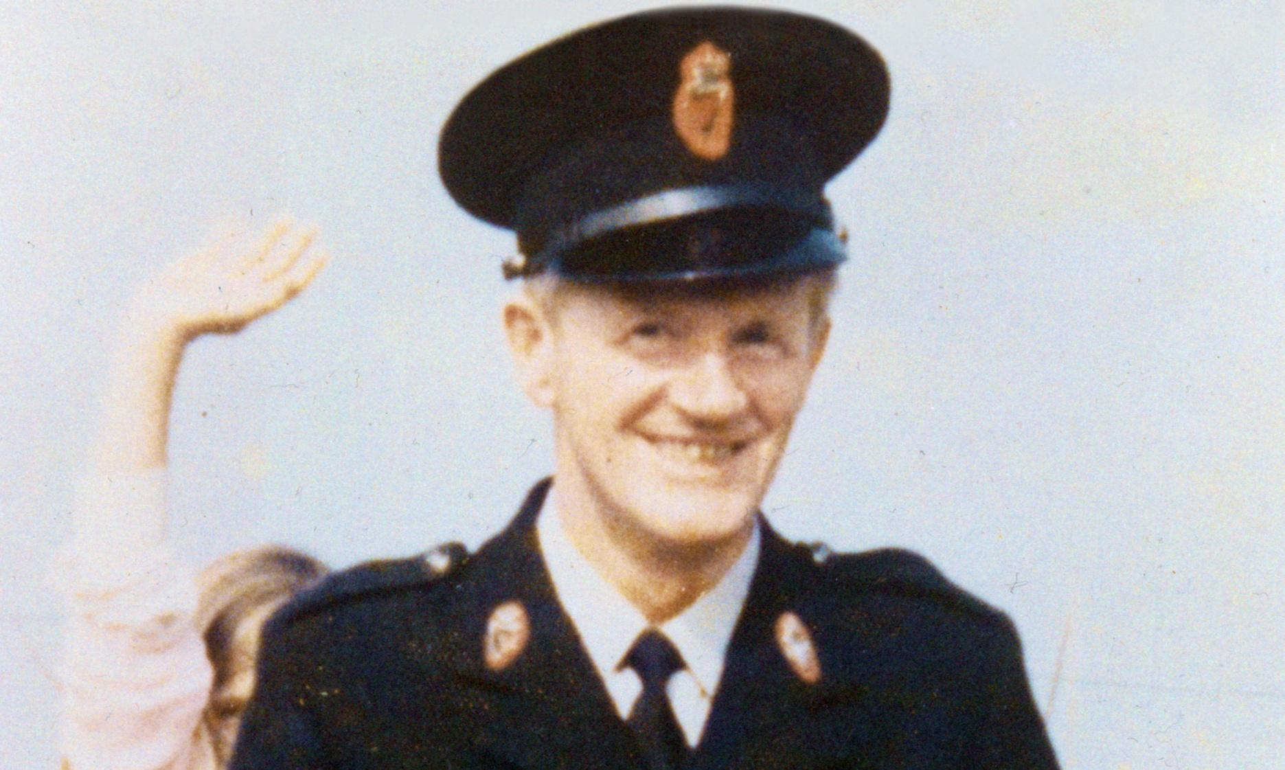 Police officer's 1977 murder linked to loyalist terrorist gang