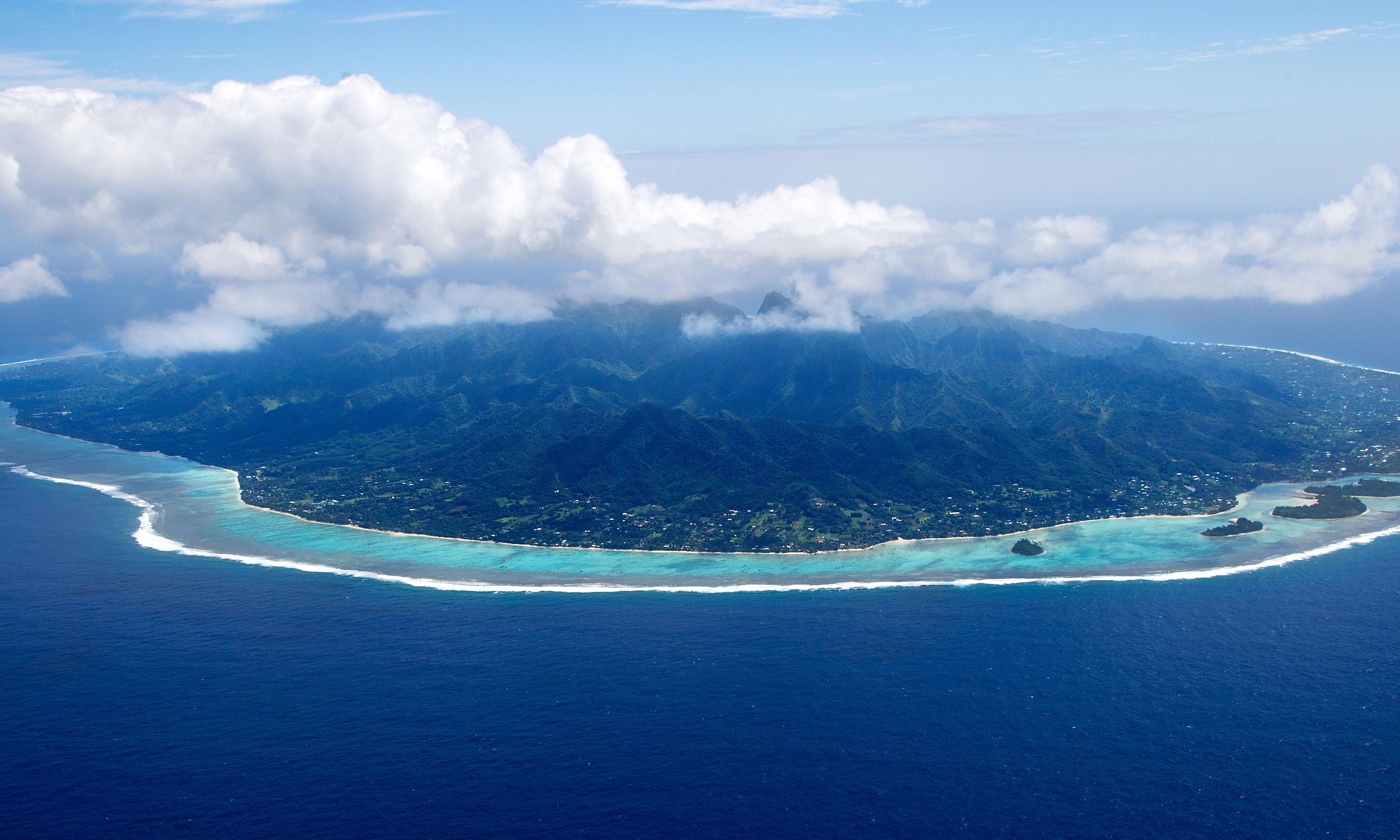 The Cook Islands: 'Everyone's happy. If you're not happy, you're in the wrong place'