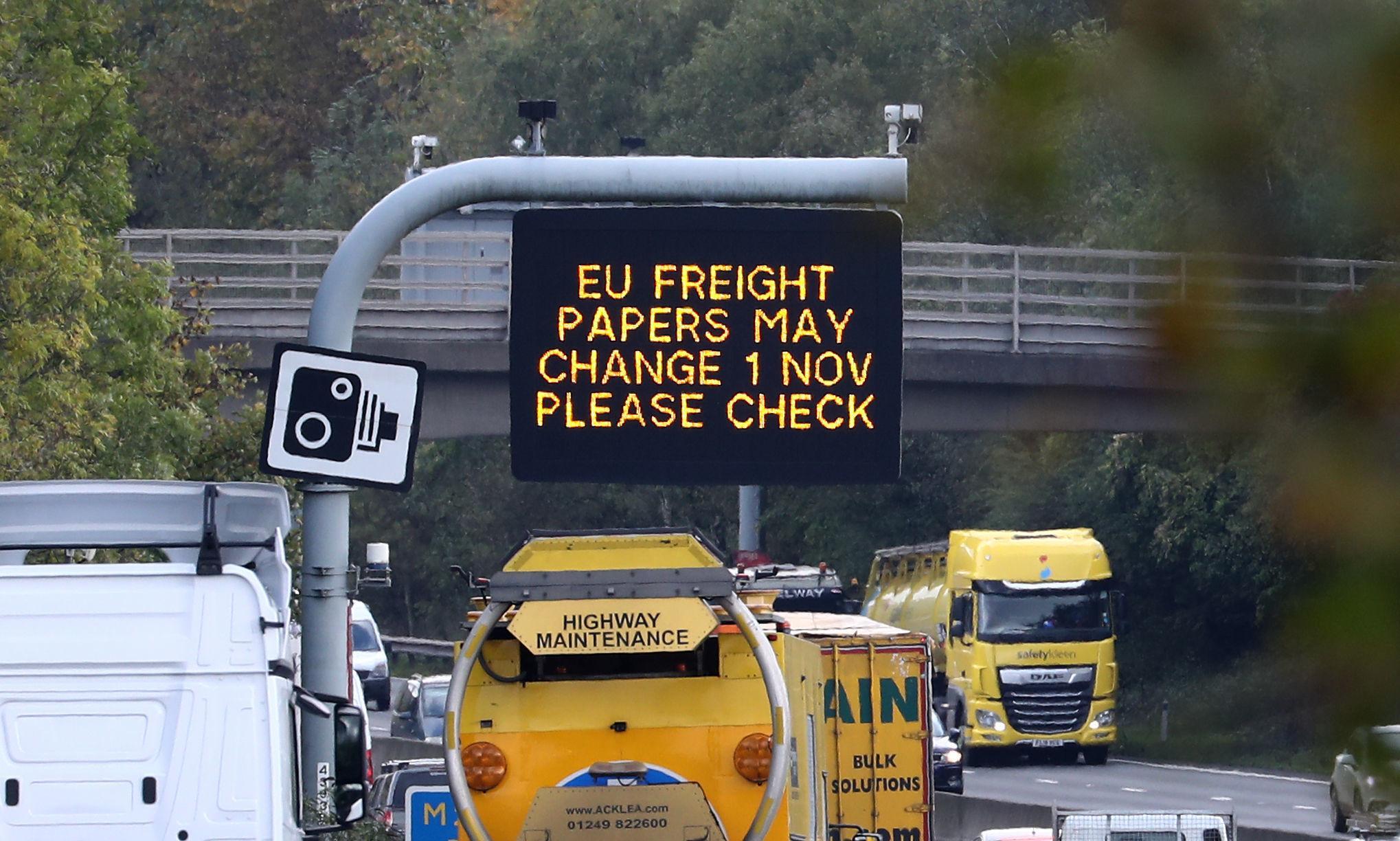 Wednesday briefing: Has Johnson got a deal for EU?