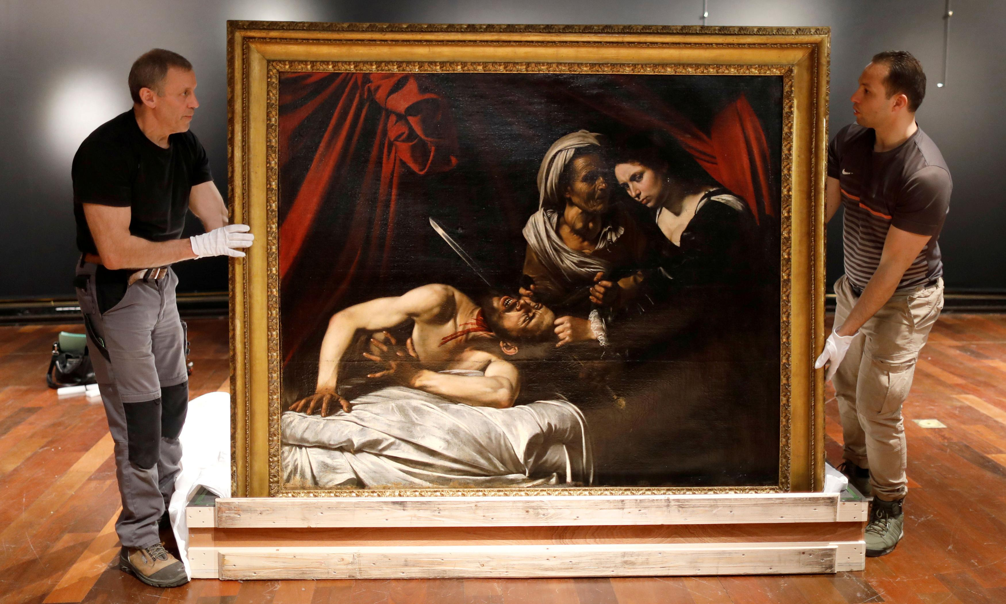 Mysterious Caravaggio painting valued at $170m snapped up before auction