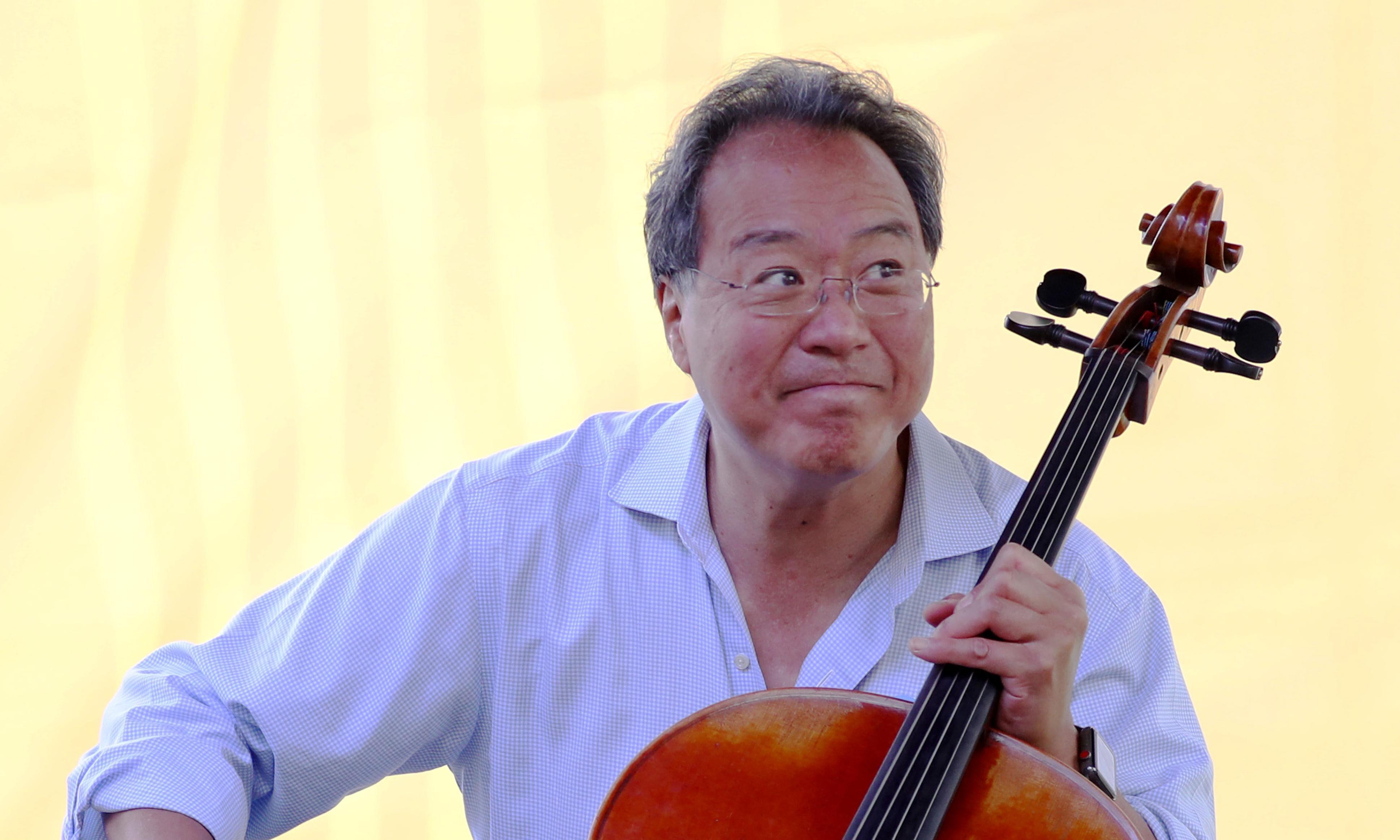 How to watch virtuoso cellist Yo-Yo Ma's first concert in Australia