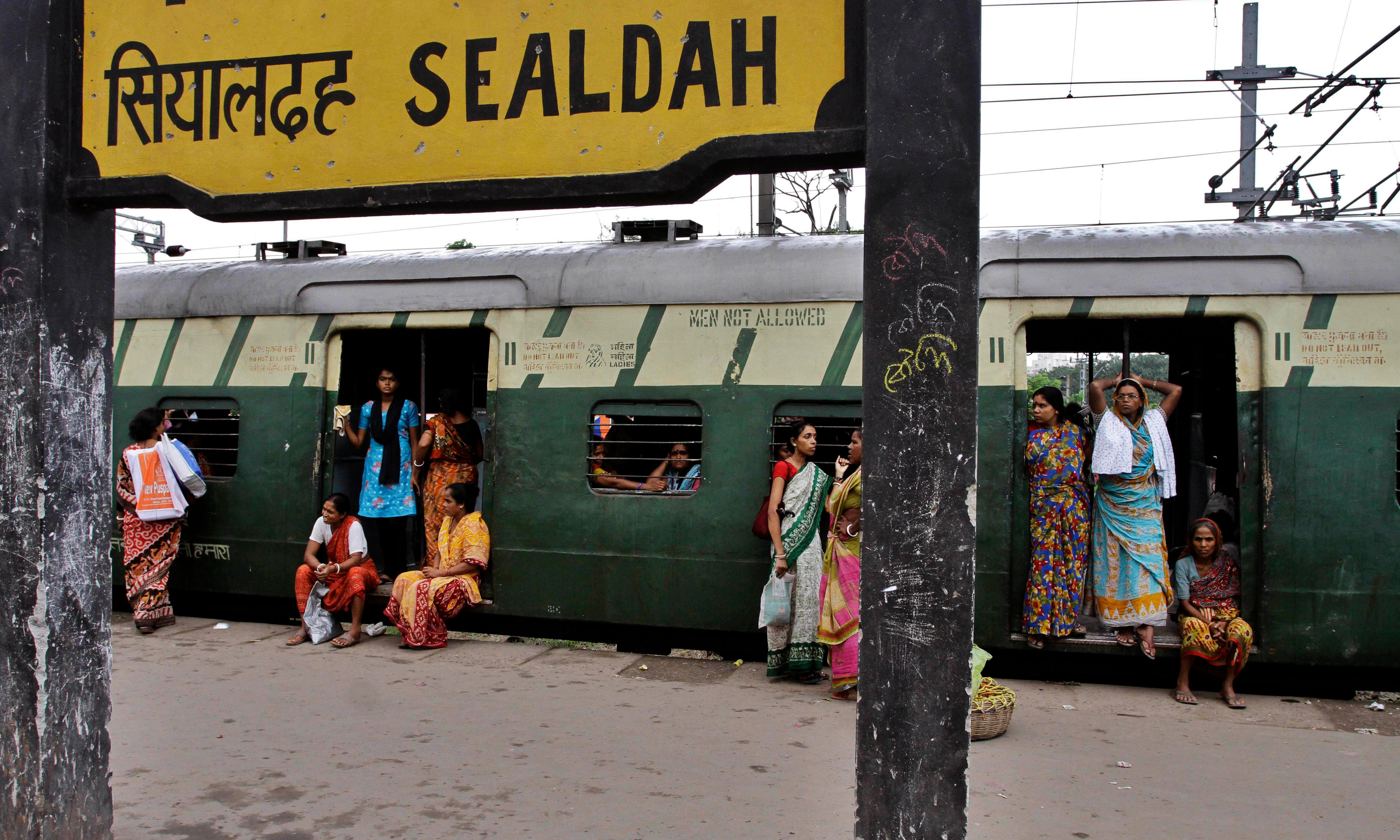 The TV show exposing the misery of India's 24-hour train delays