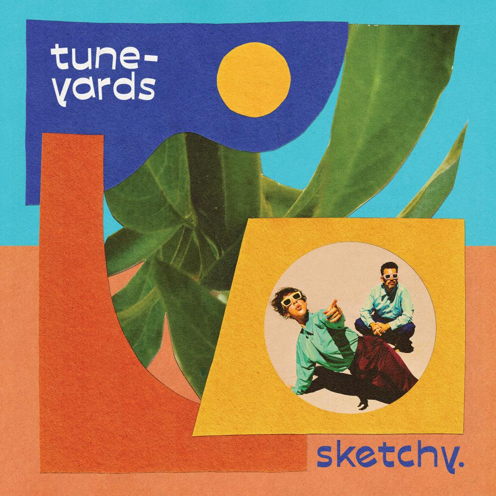 Tune-Yards: Sketchy album cover