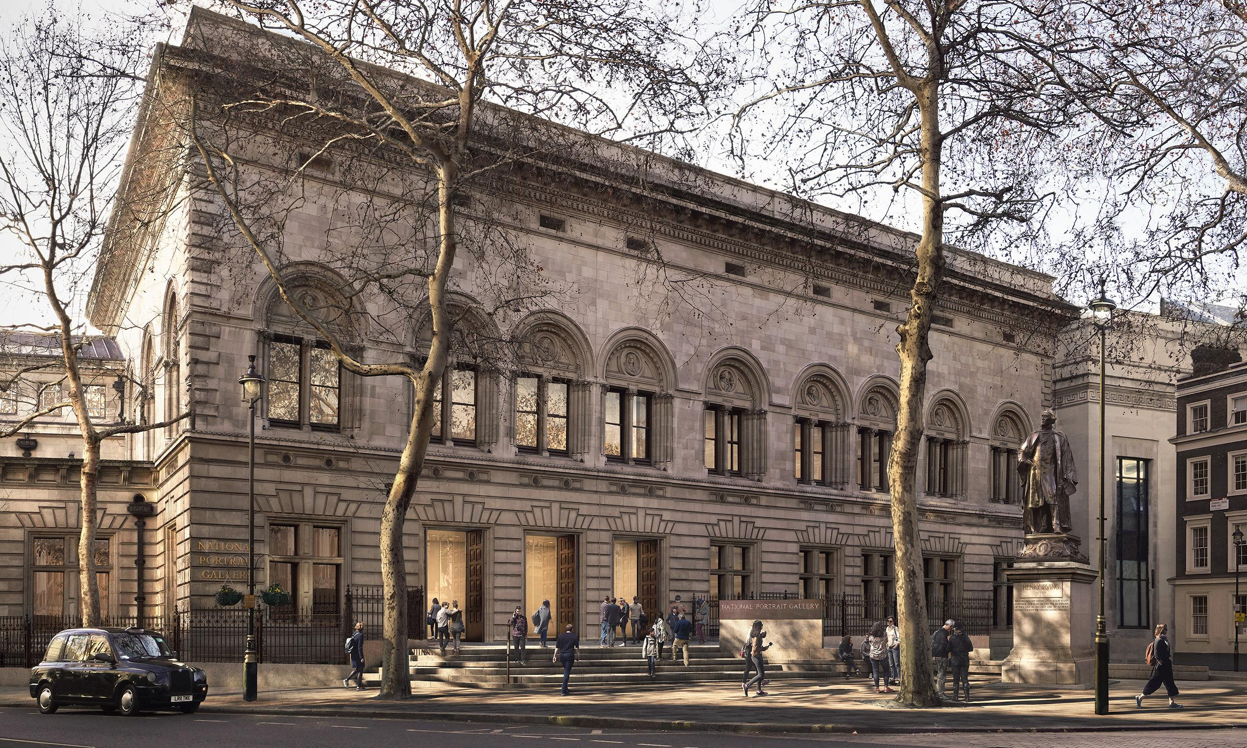 National Portrait Gallery drops £1m grant from Sackler family