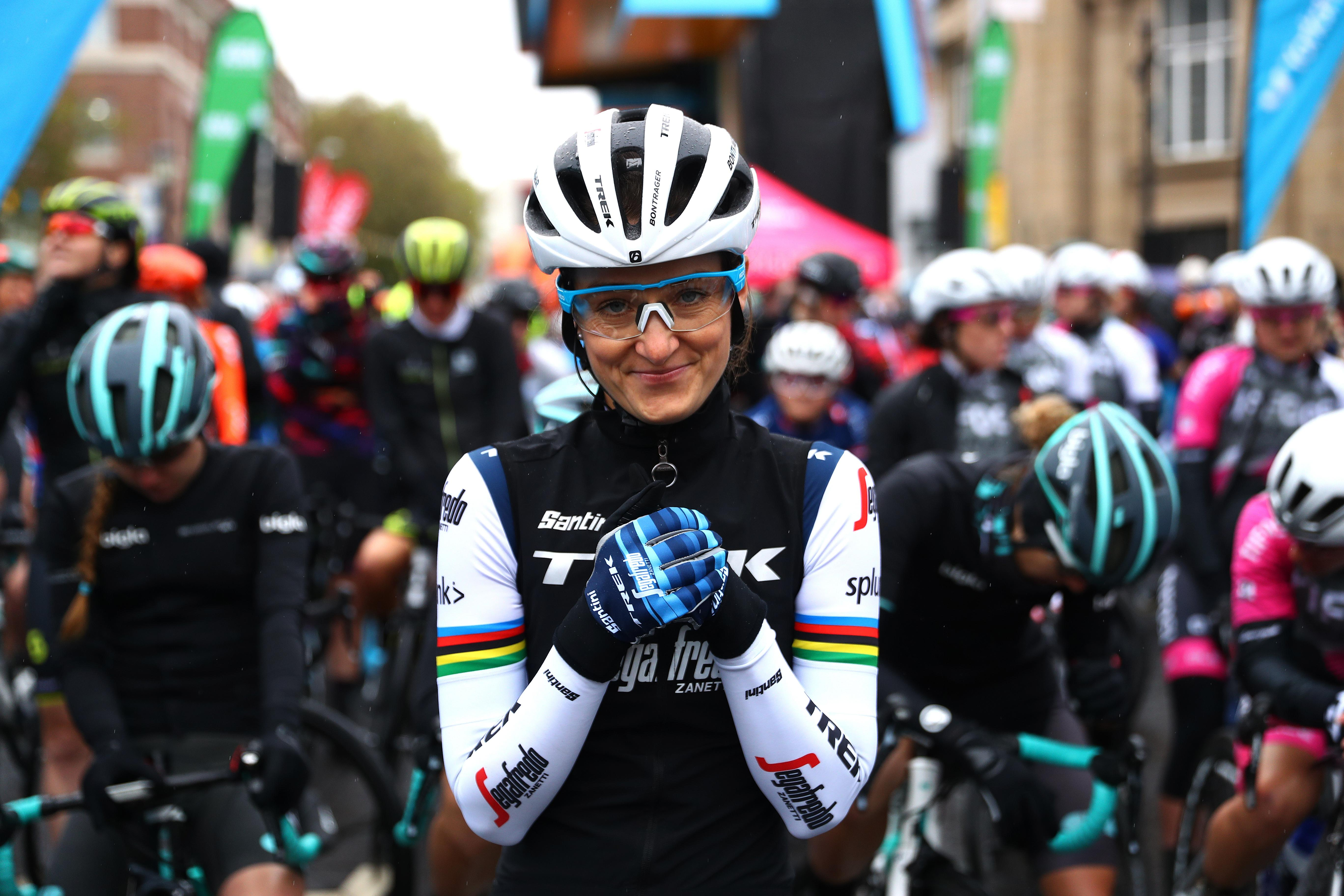 Lizzie Deignan: 'For me, cycling is less important than it's ever been'
