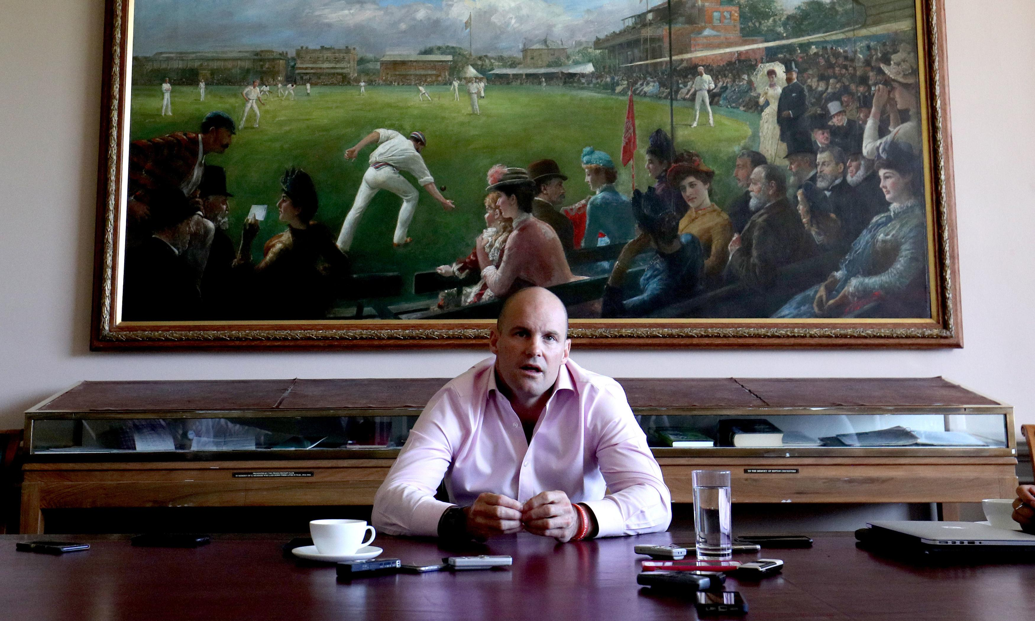 England's World Cup win must launch something bigger, says Andrew Strauss