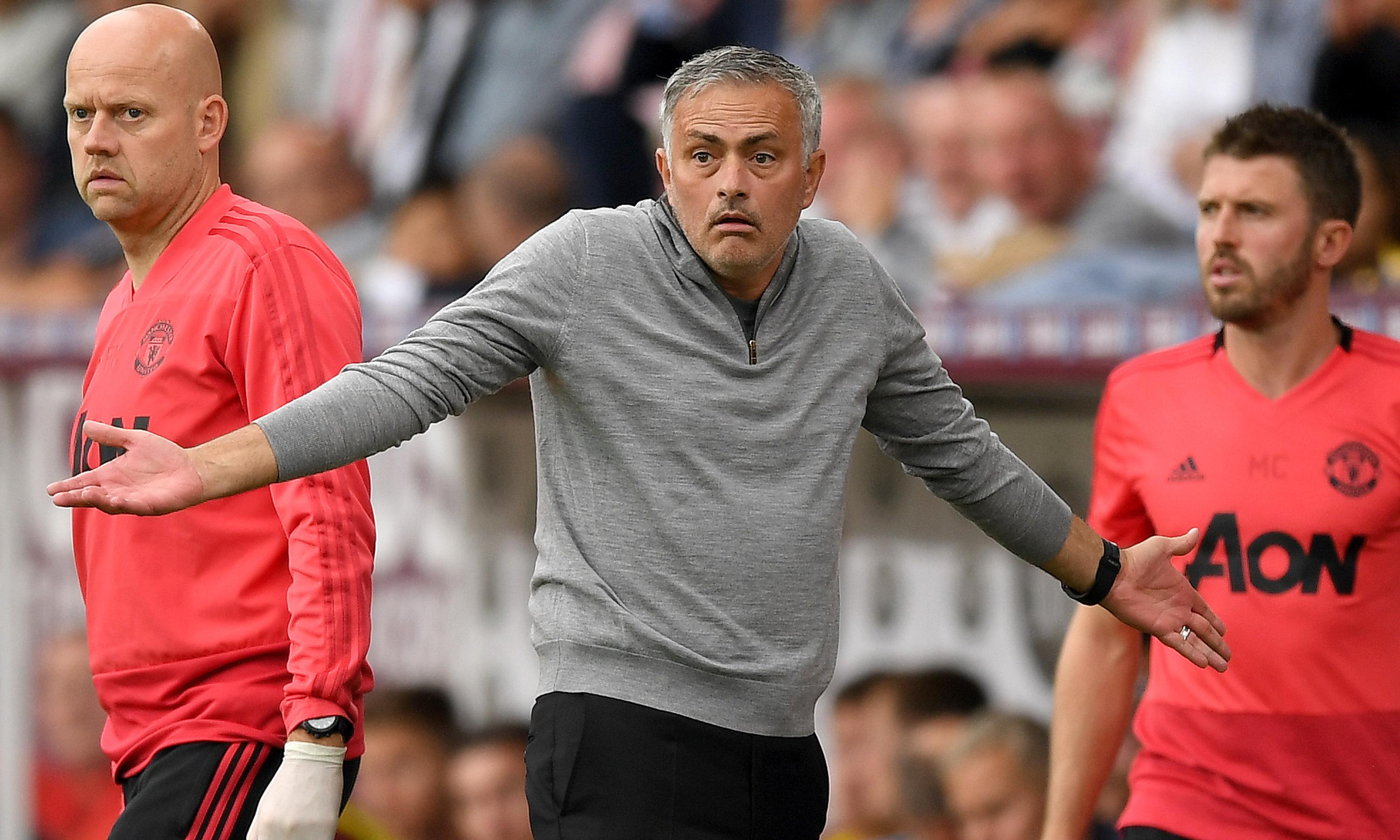 José Mourinho rejects criticism of his Manchester United tenure